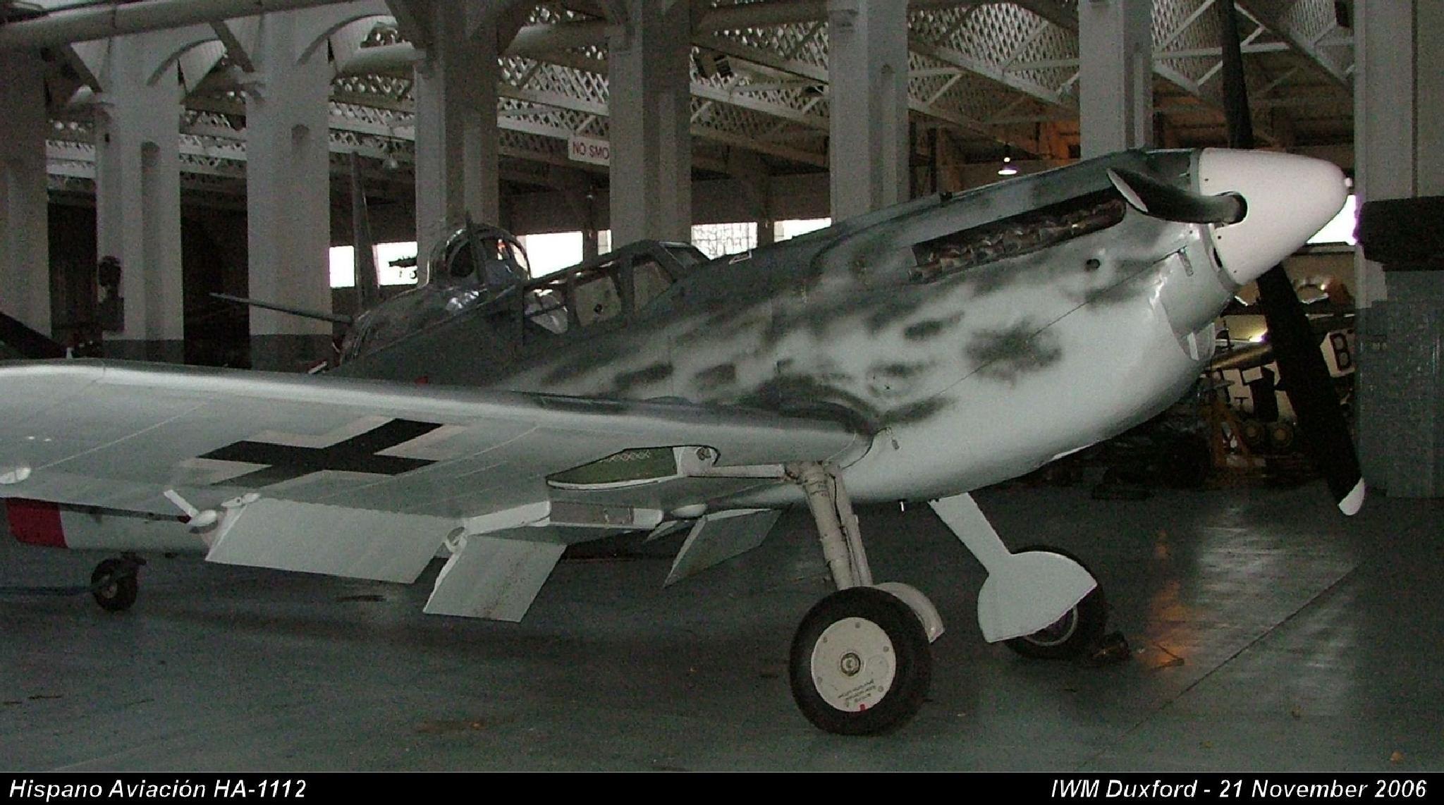 Hispano Aviación HA-1112 by Graham Wood Photo Collection