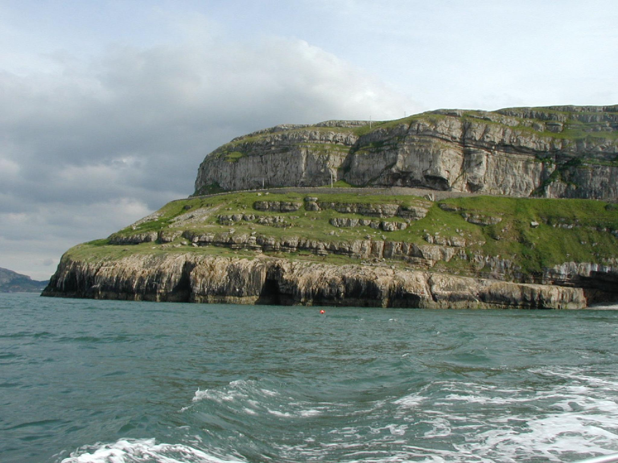 The Great Orme Llandundo Wales by Graham Wood Photo Collection