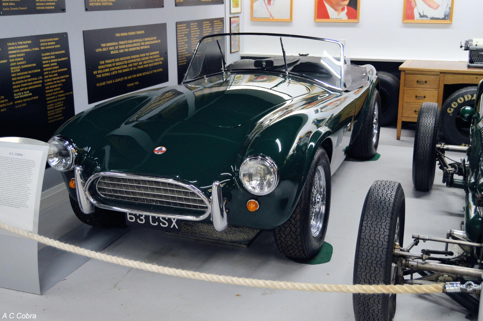 A C Cobra by Graham Wood Photo Collection