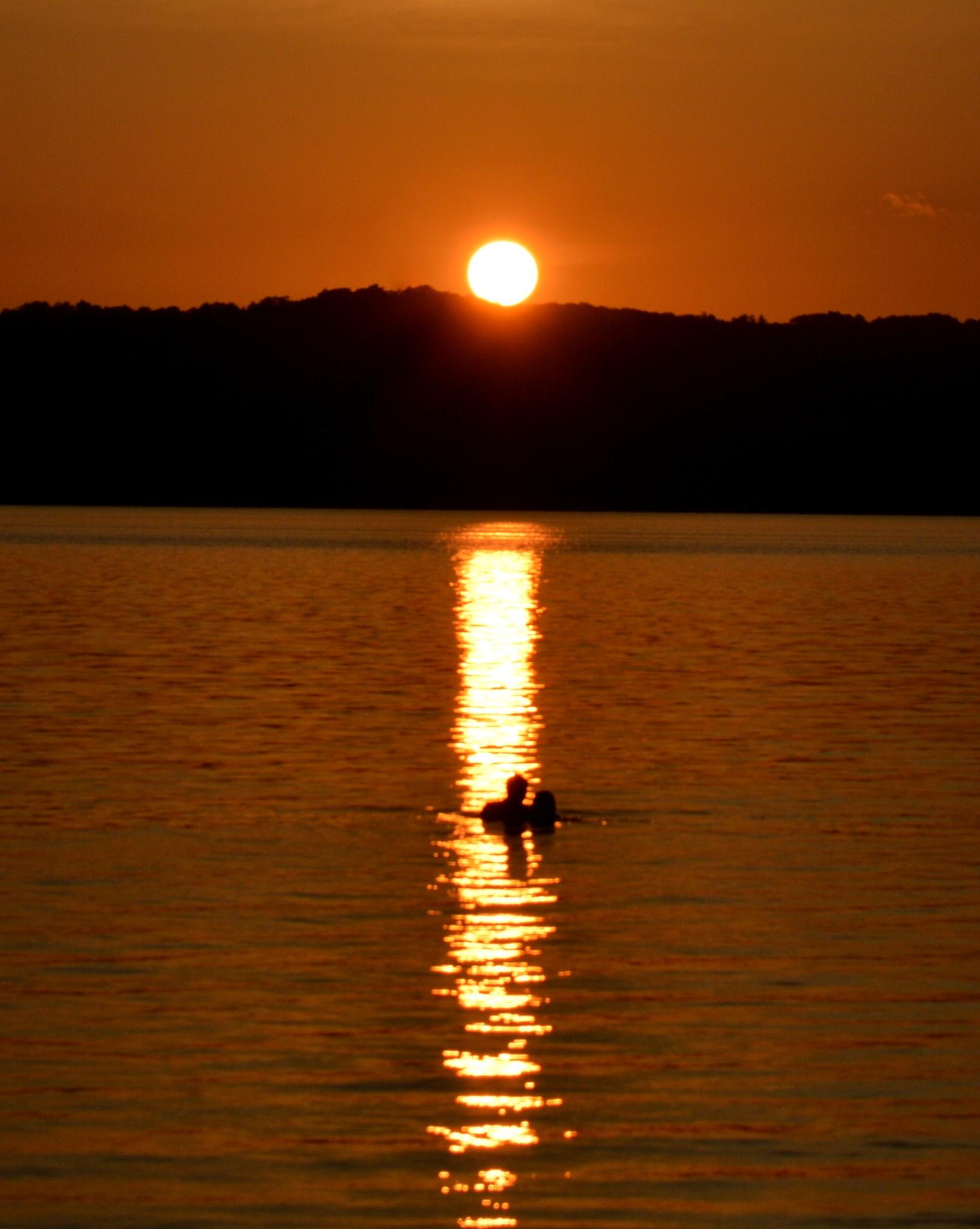 Sunset by SindeAnn