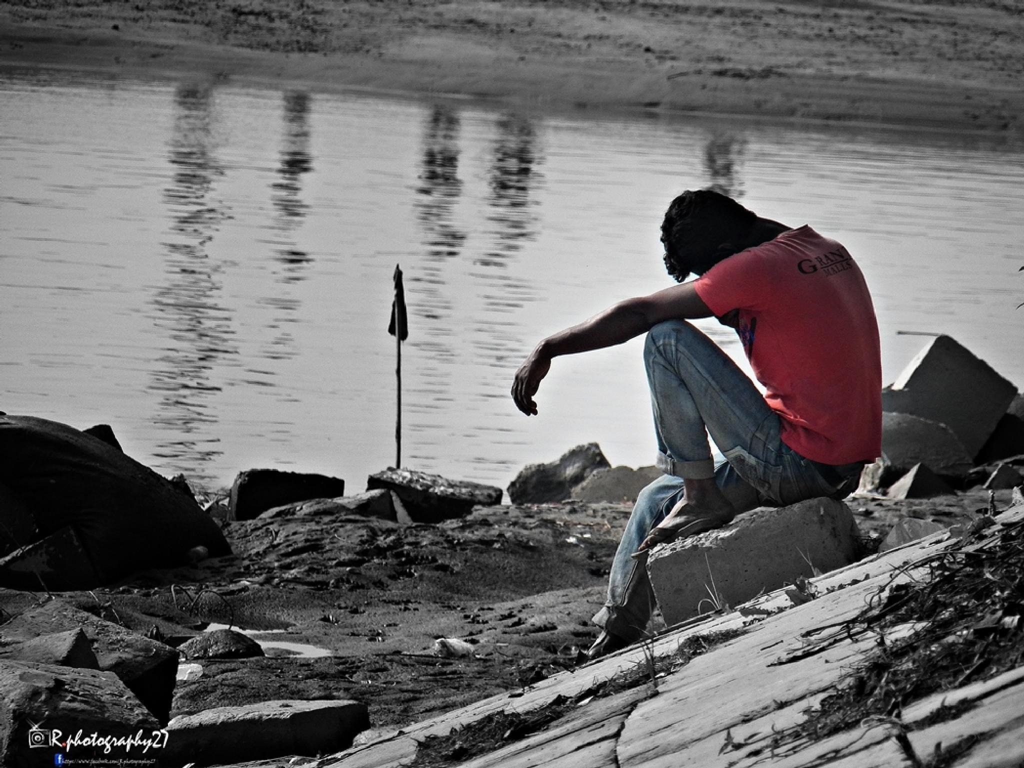 Depressed 1 by Md Ripon ©R.photography27