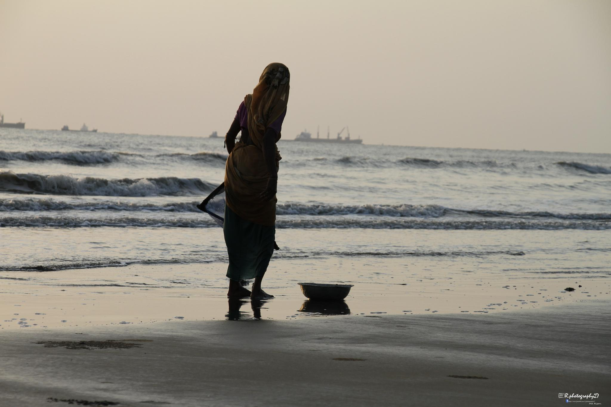 working woman at island 4 by Md Ripon ©R.photography27