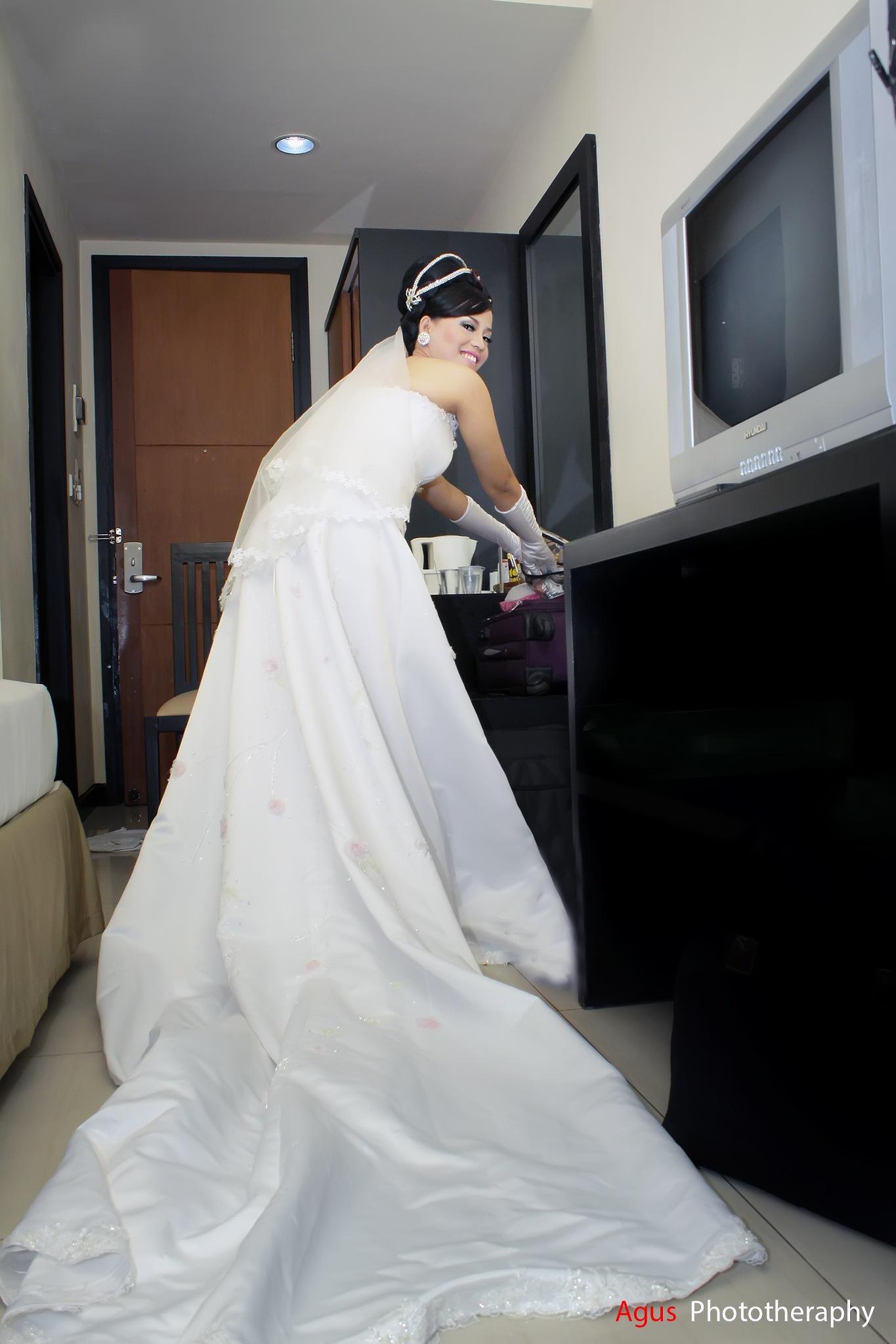 The Wedding by http://agusherisetiawan.blogspot.co.id/