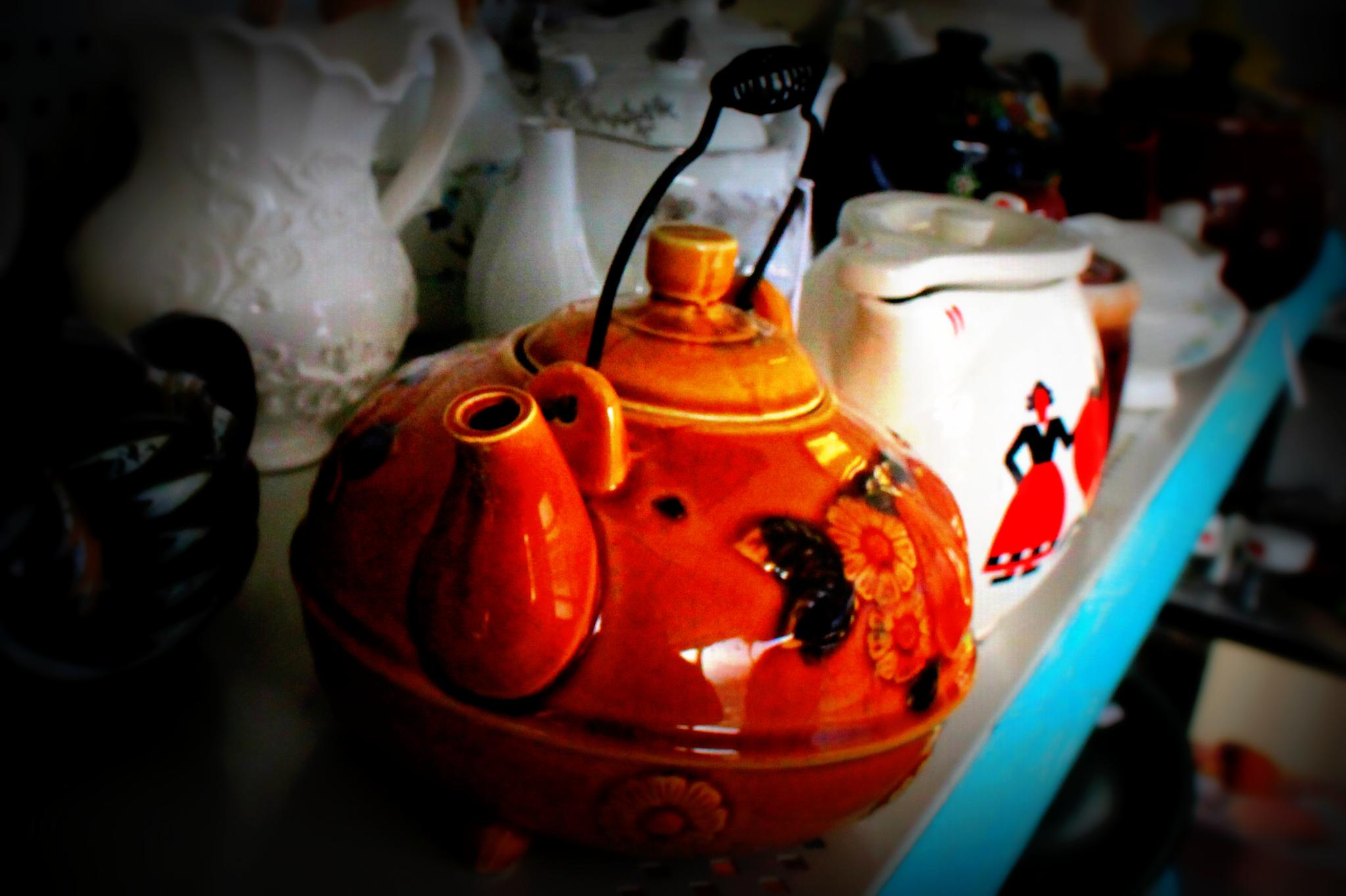 I'm A Little Teapot.... by Shane Repasky