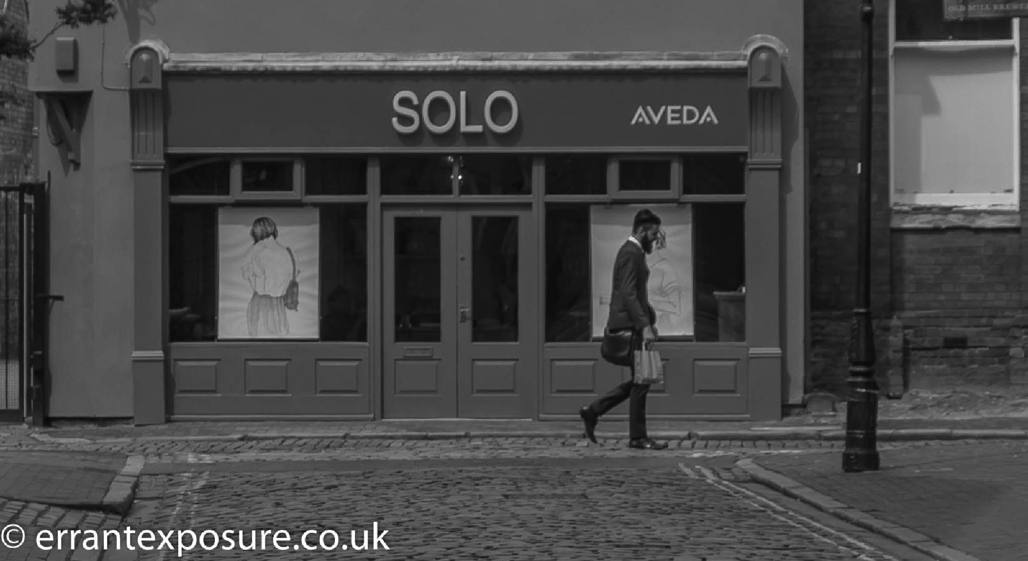Solo.  by Errant Exposure