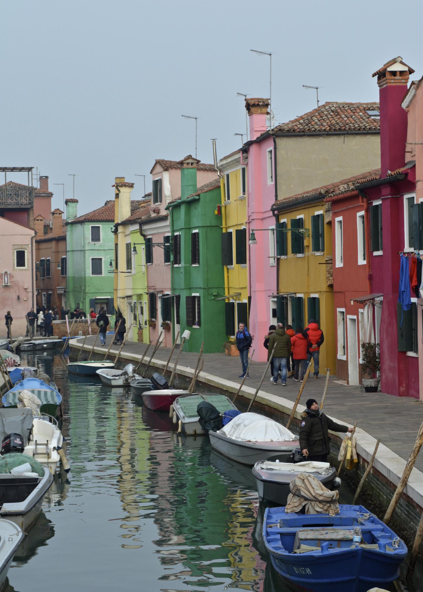 Burano, Venice by rebecca.mayoll