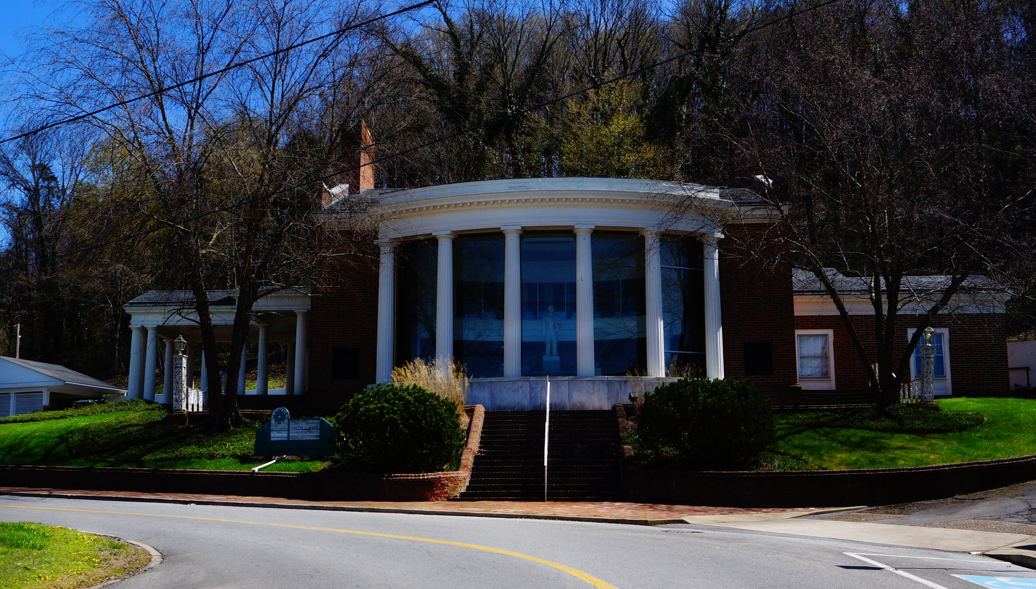 Historic Greenville by Jutta Angelika Reed
