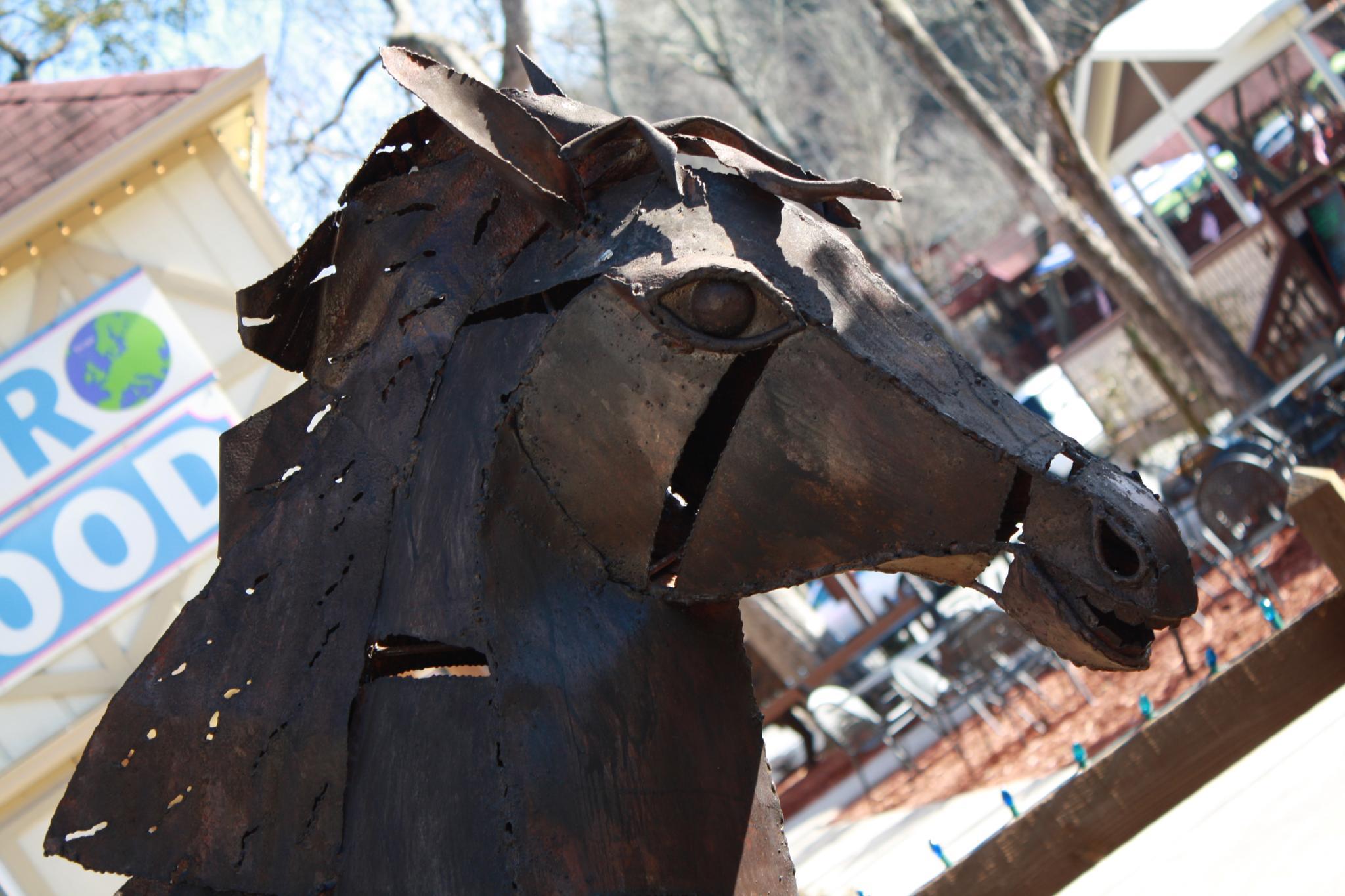 Iron Horse by Nancy L. King