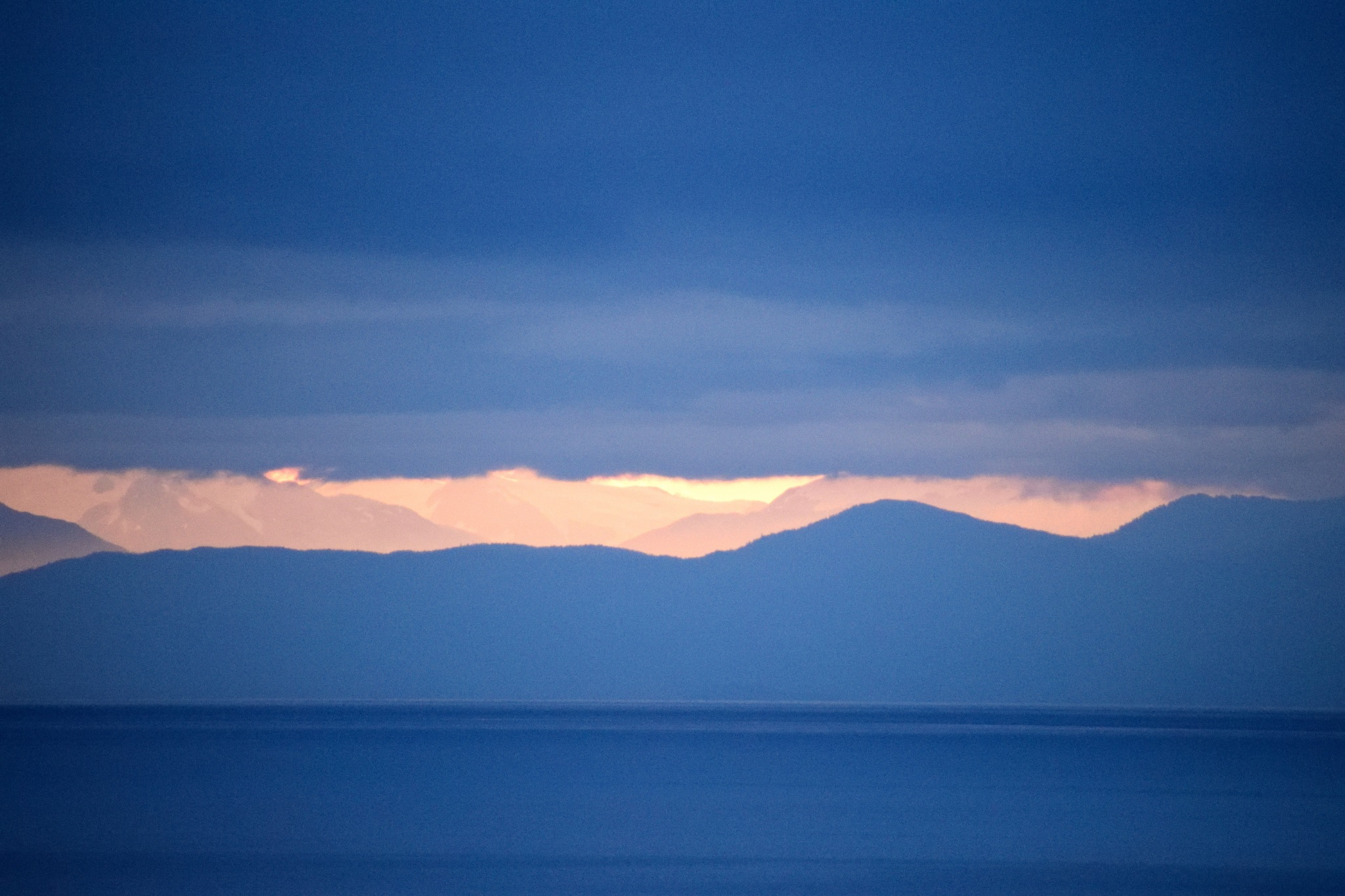 Coastal Clouds by jimcoliton