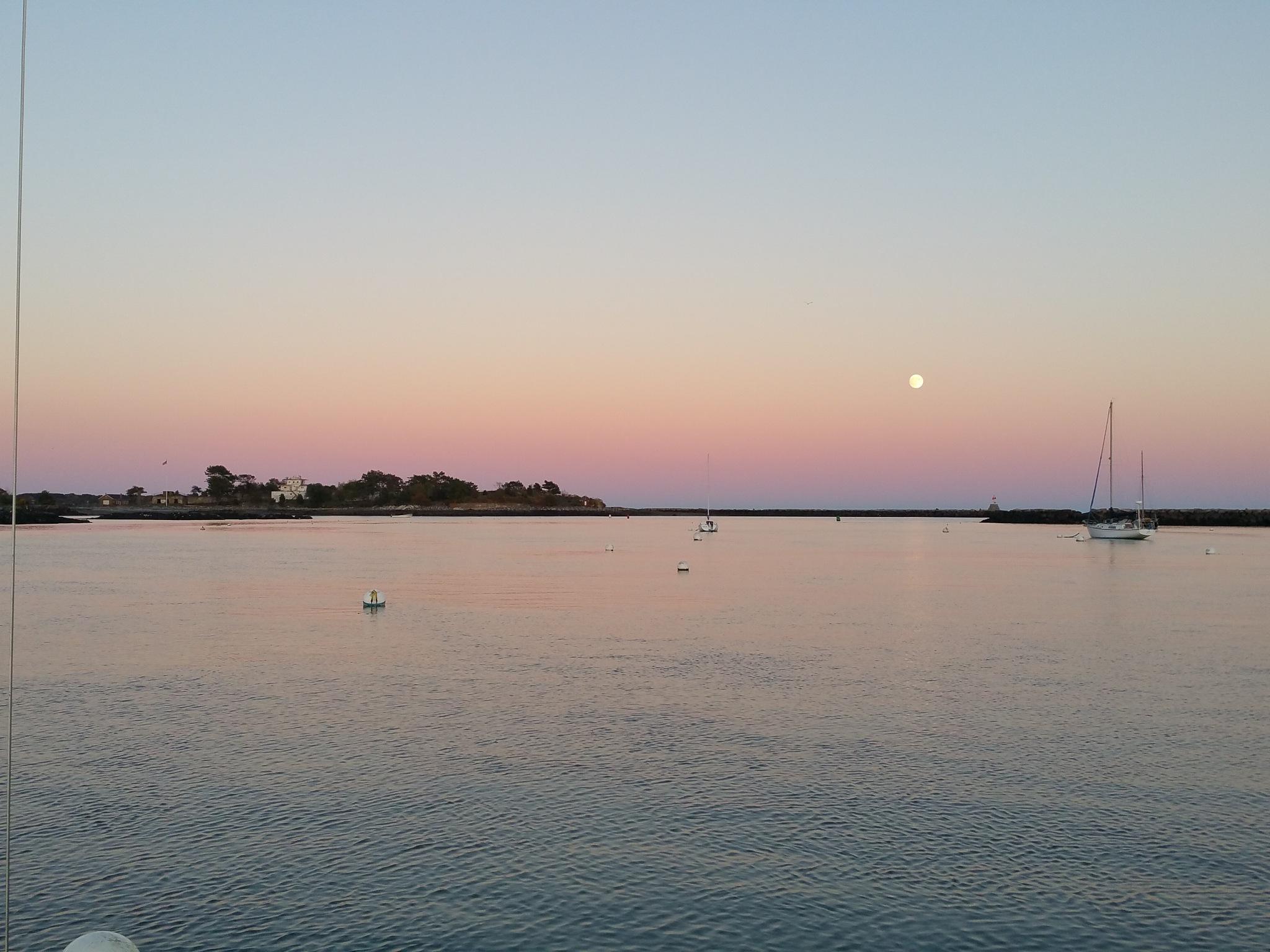 Moonrise by branconnier