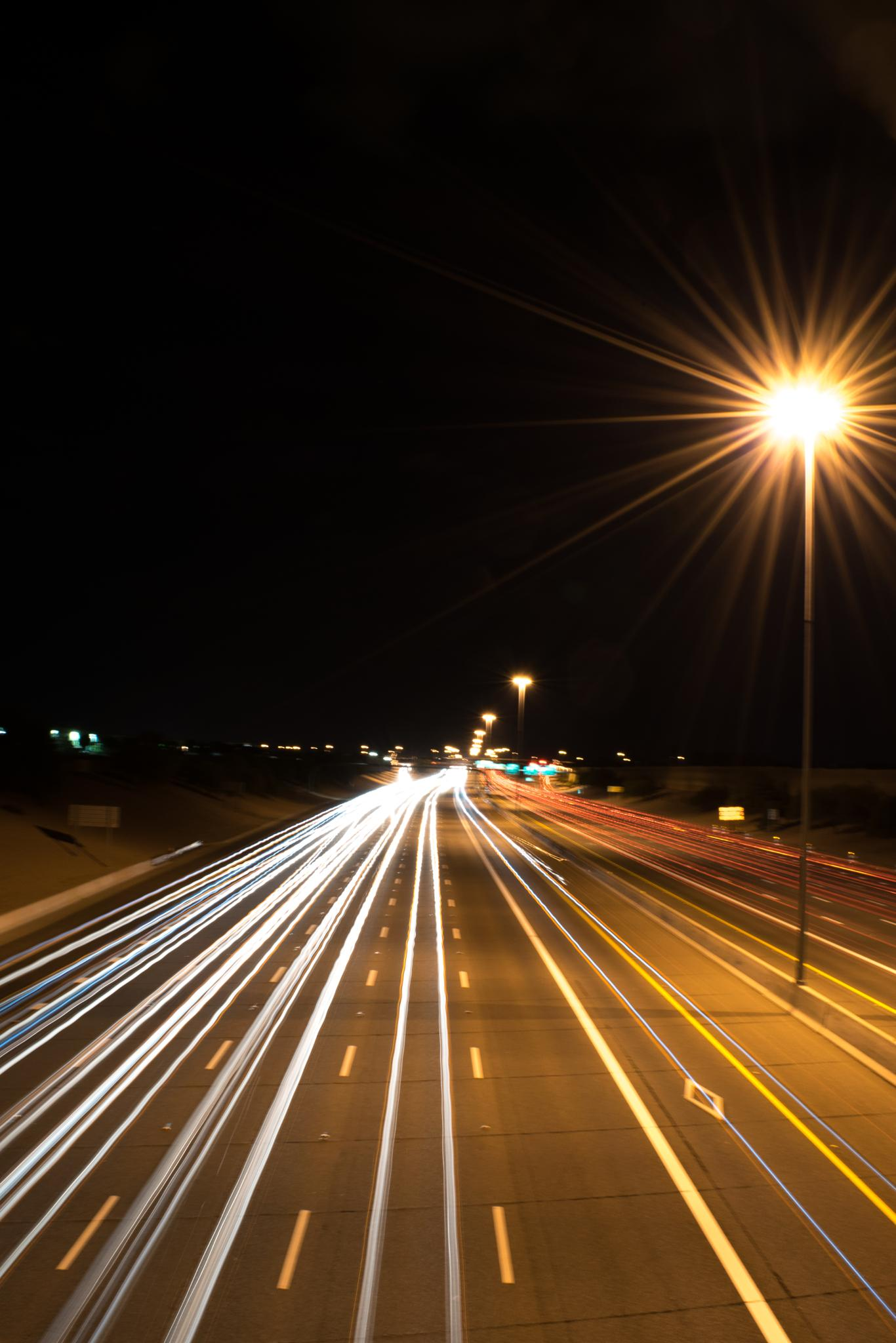 Highway Star by Andy Dilling
