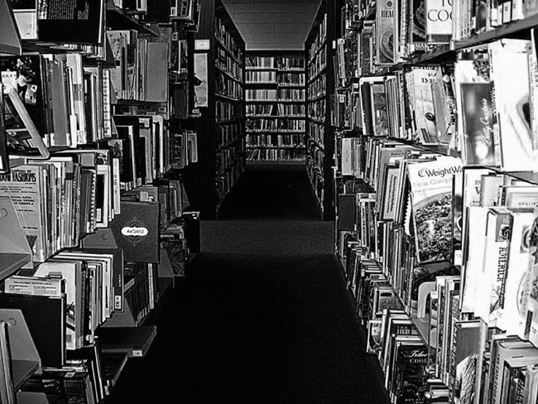 In the Stacks by betZ editZ