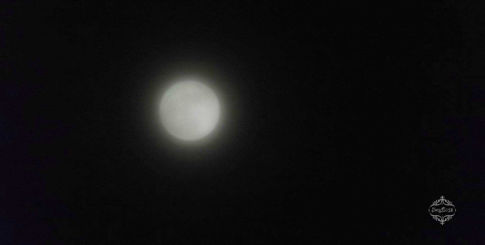 Snow Moon by betZ editZ