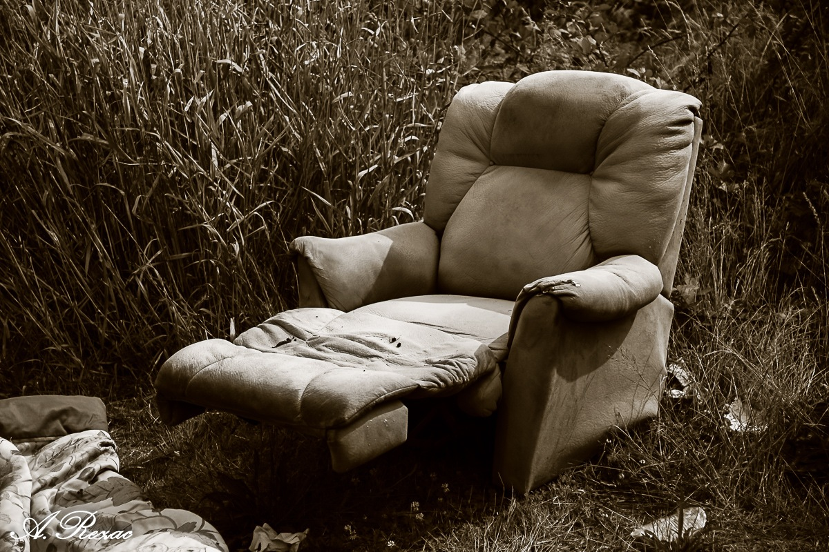 comfy Chair by allan.rezac
