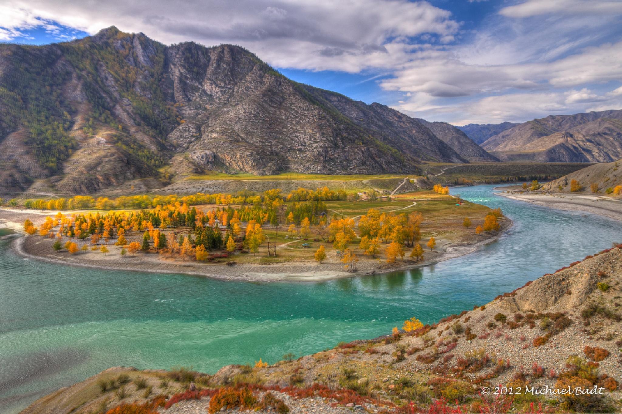 Siberian autumn by mibadt