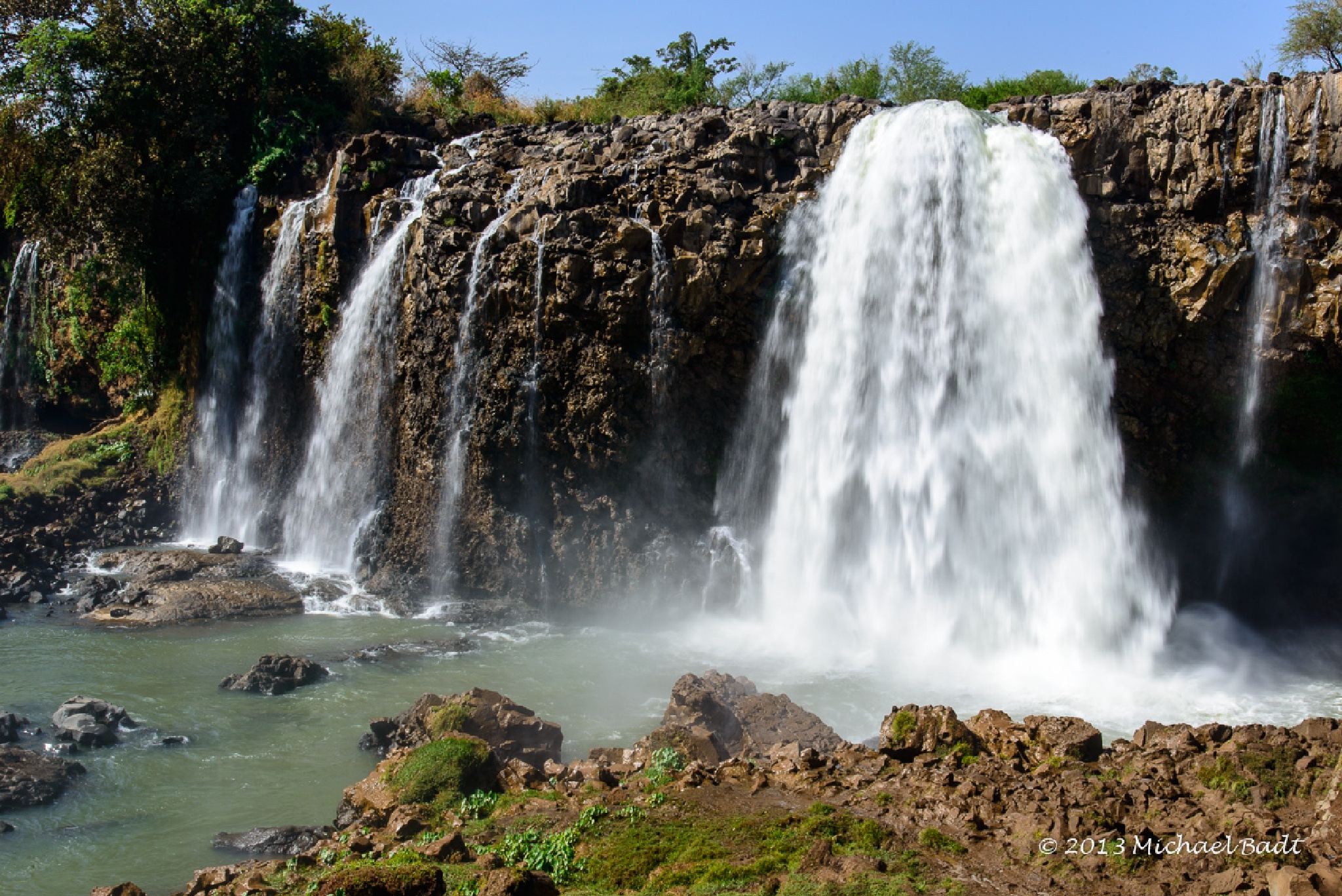 The Blue Nile falls by mibadt