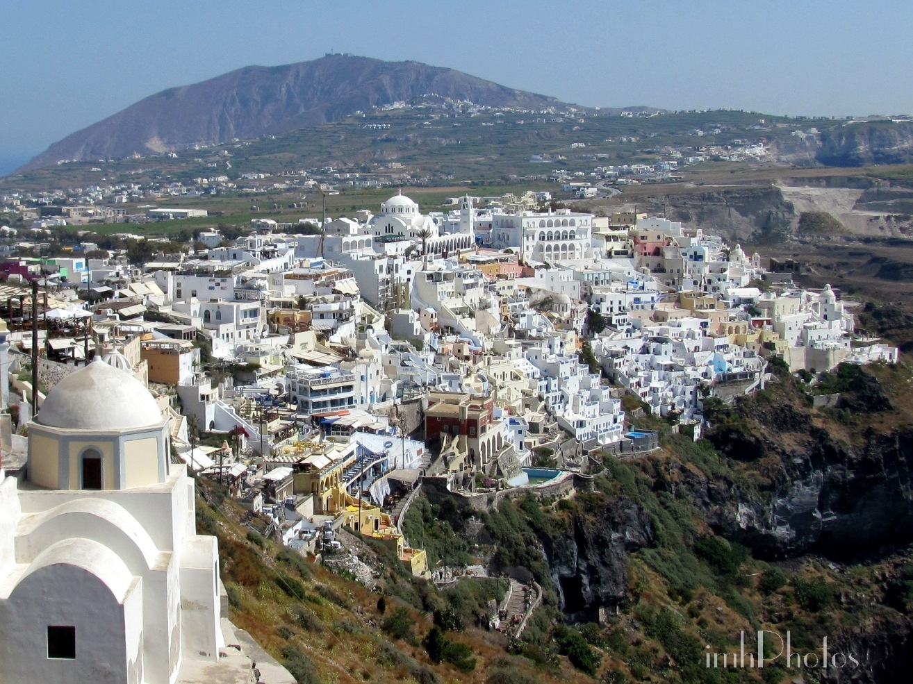 Thira by imhPhotos