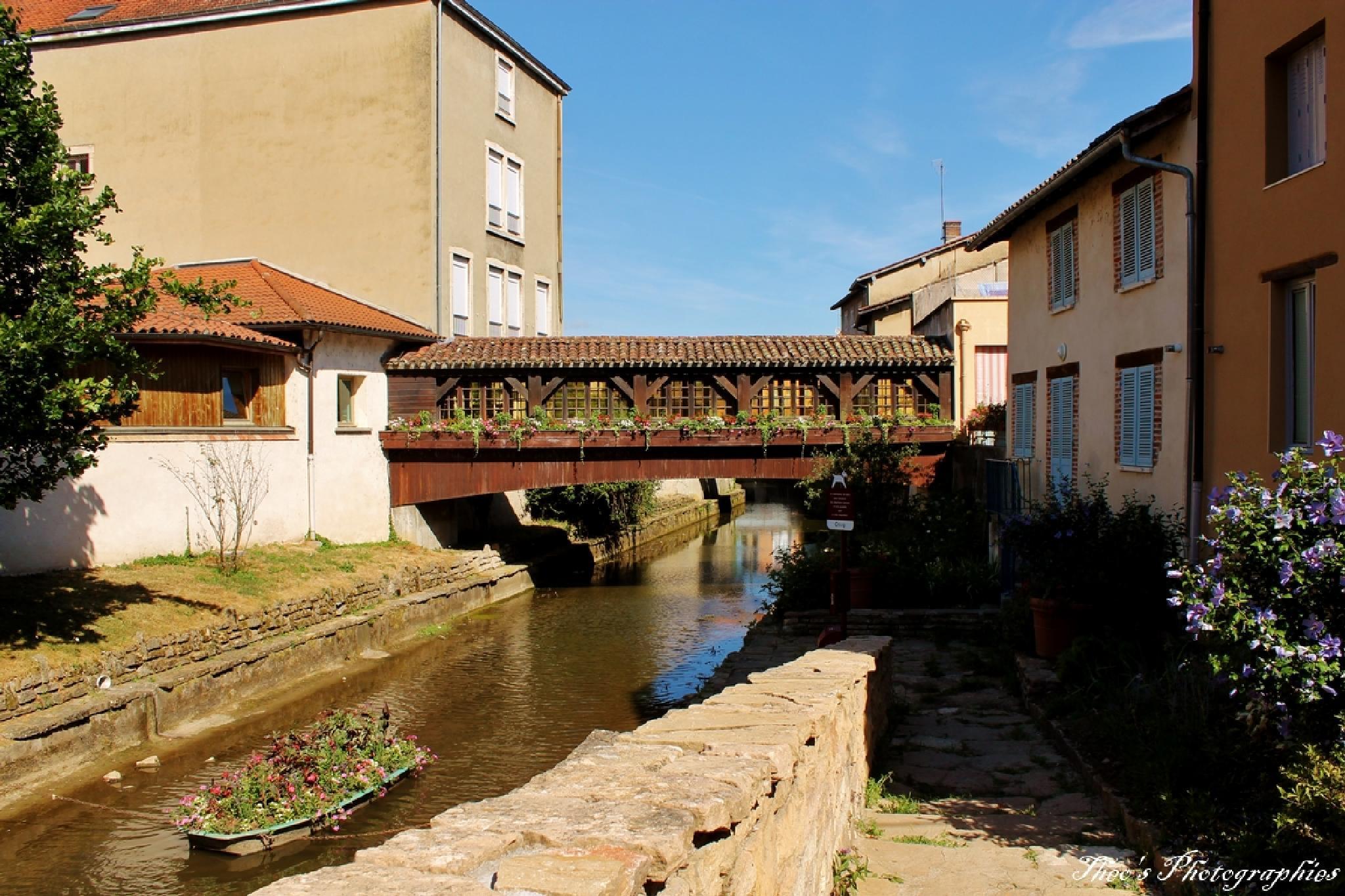 Chatillon sur Chalaronne ( 01 ) France by theocaramel54
