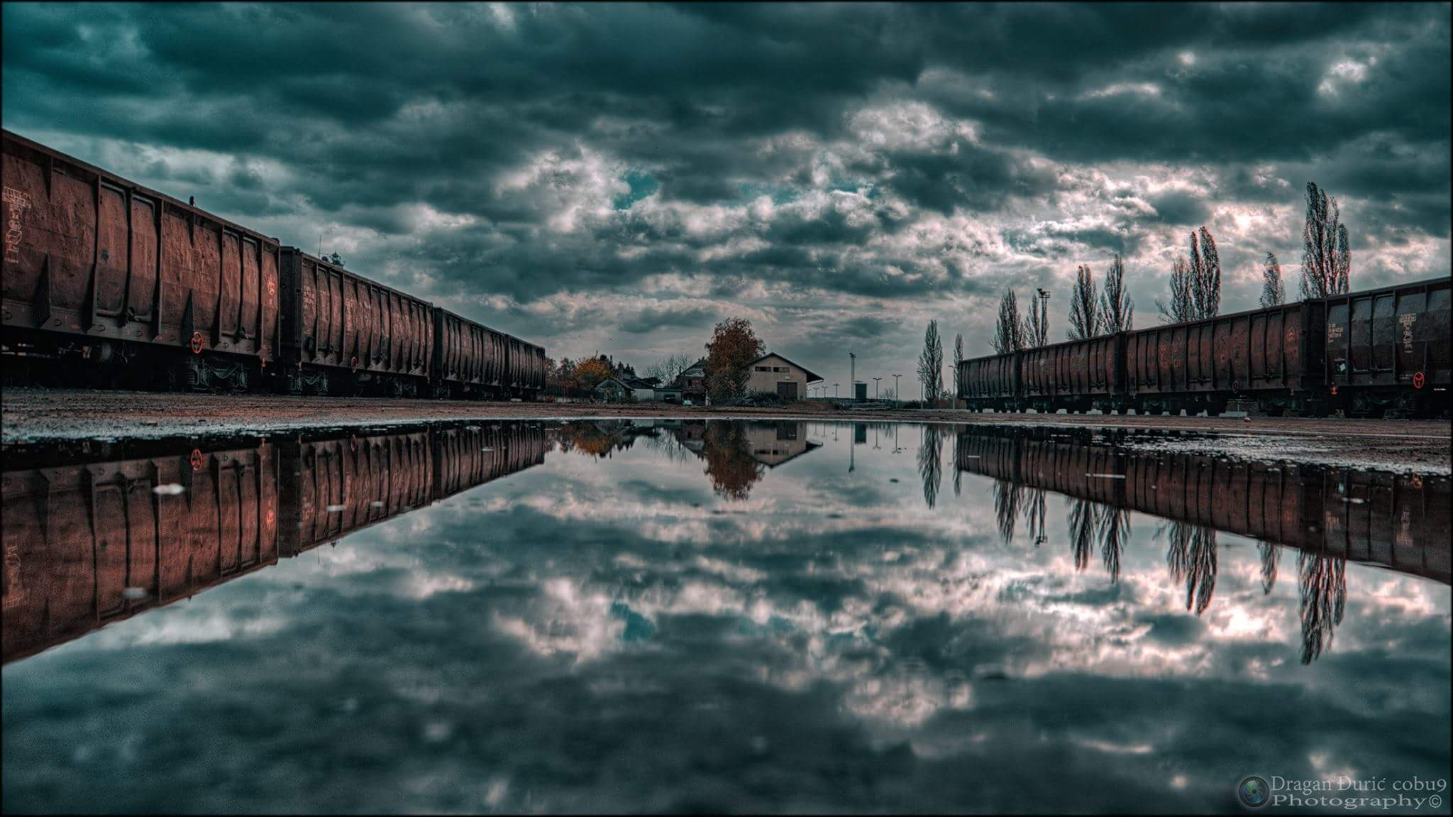 hdr reflection by Dragan Đurić