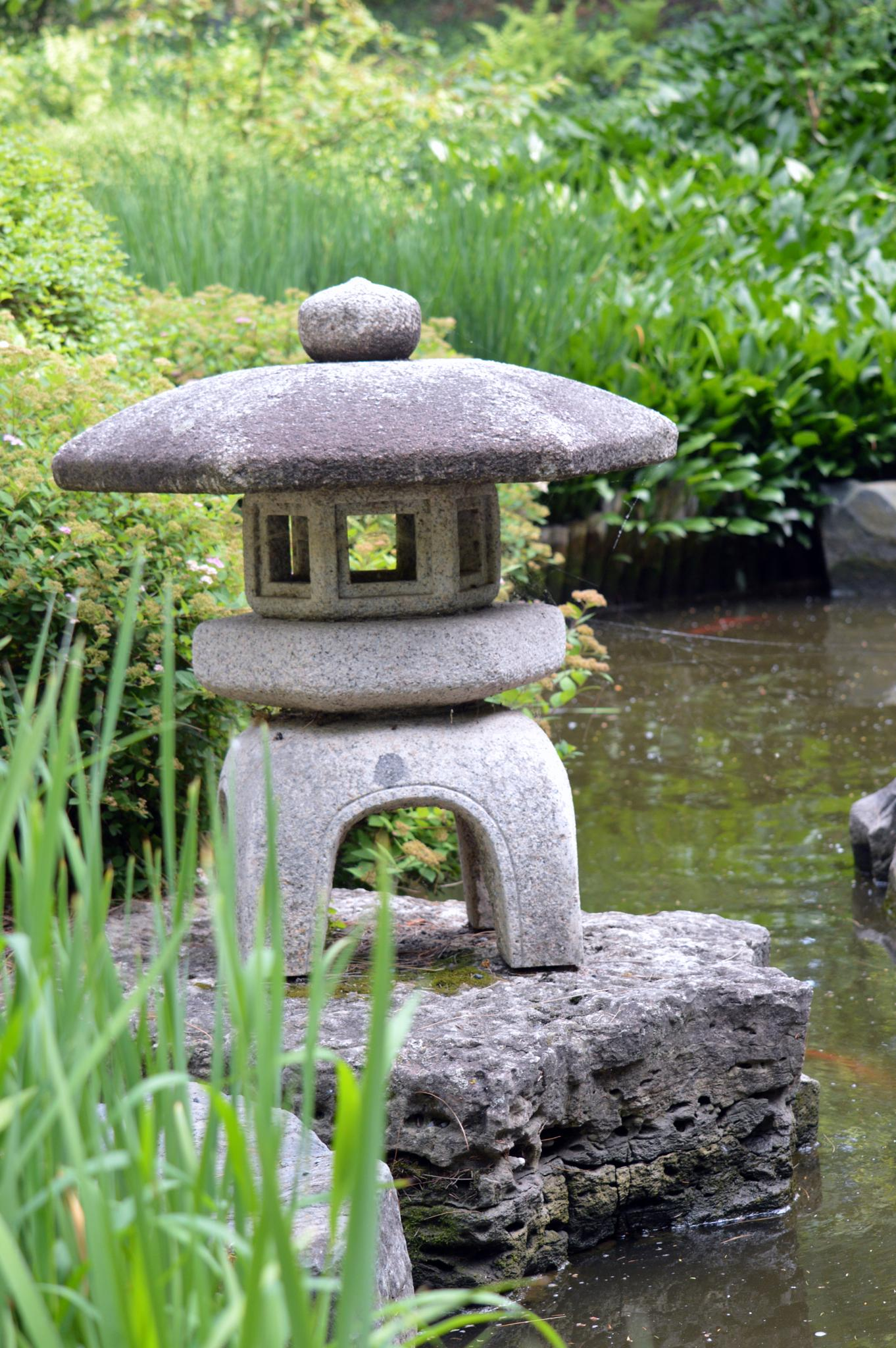 Japanese Garden by CLCampbell