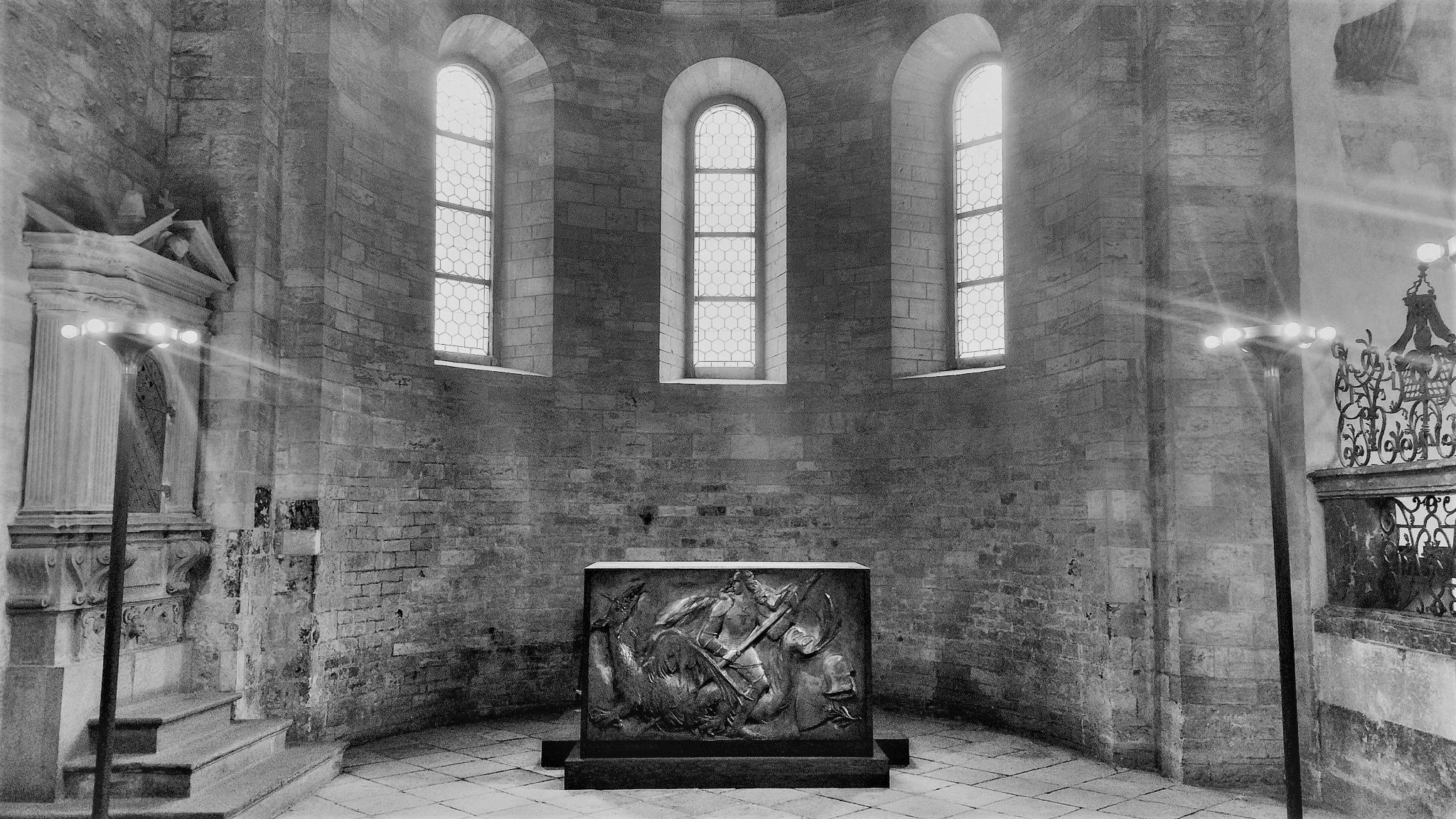 St. Vitus cathedral by Adam Wyciszkiewicz