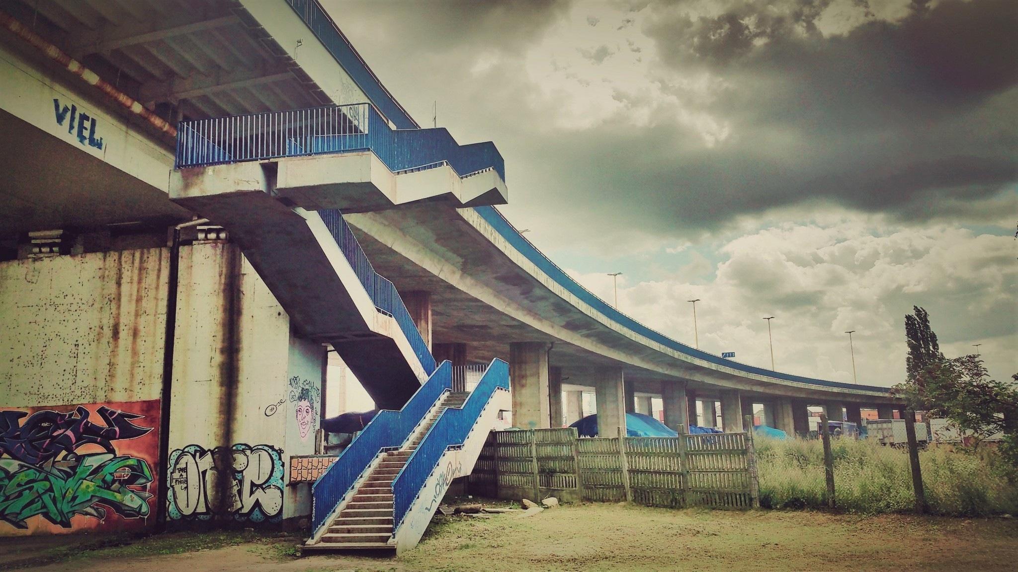 Stairway to heaven by Adam Wyciszkiewicz