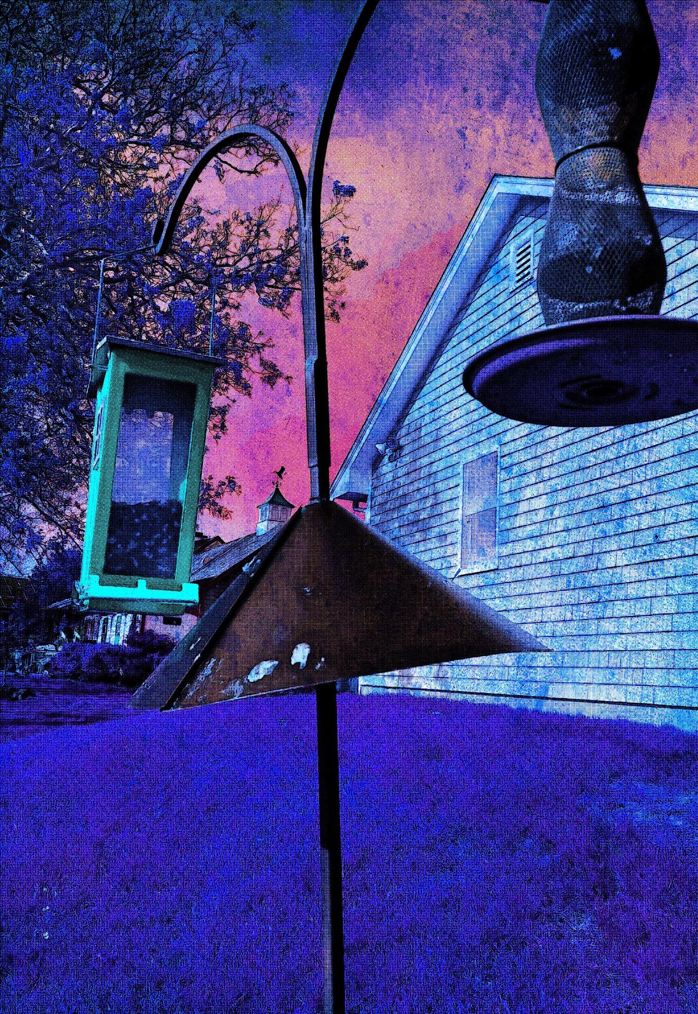 Spy Era Bird Houses by cathy.pepe.9
