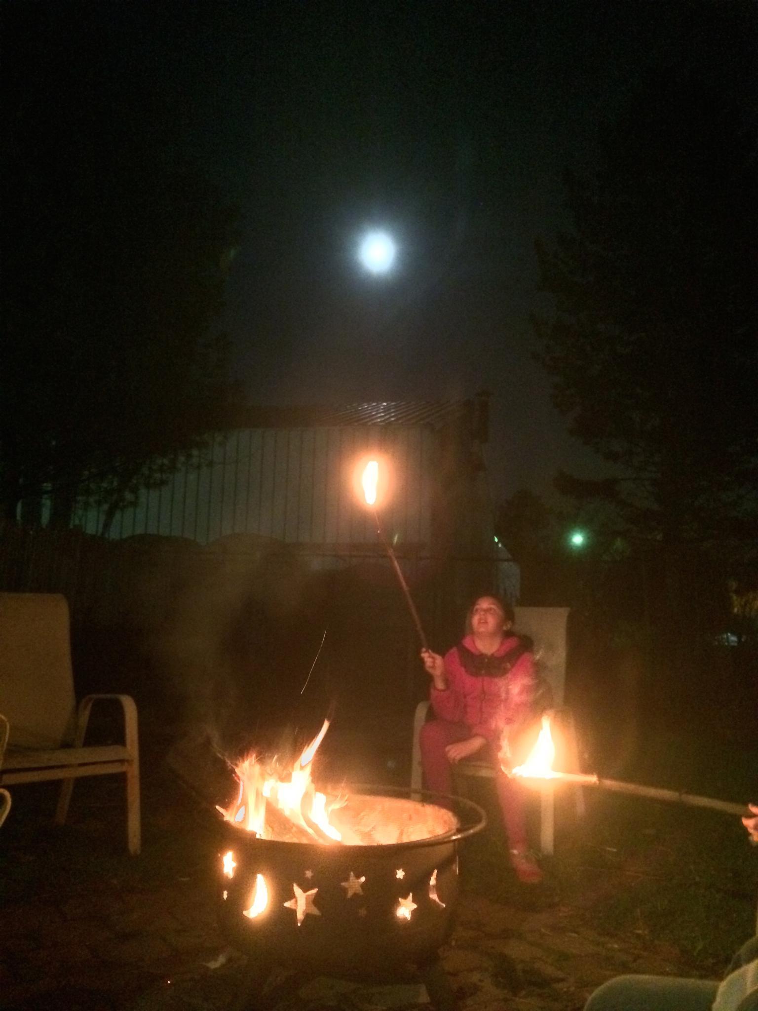 Full Moon;Wild Night by cathy.pepe.9