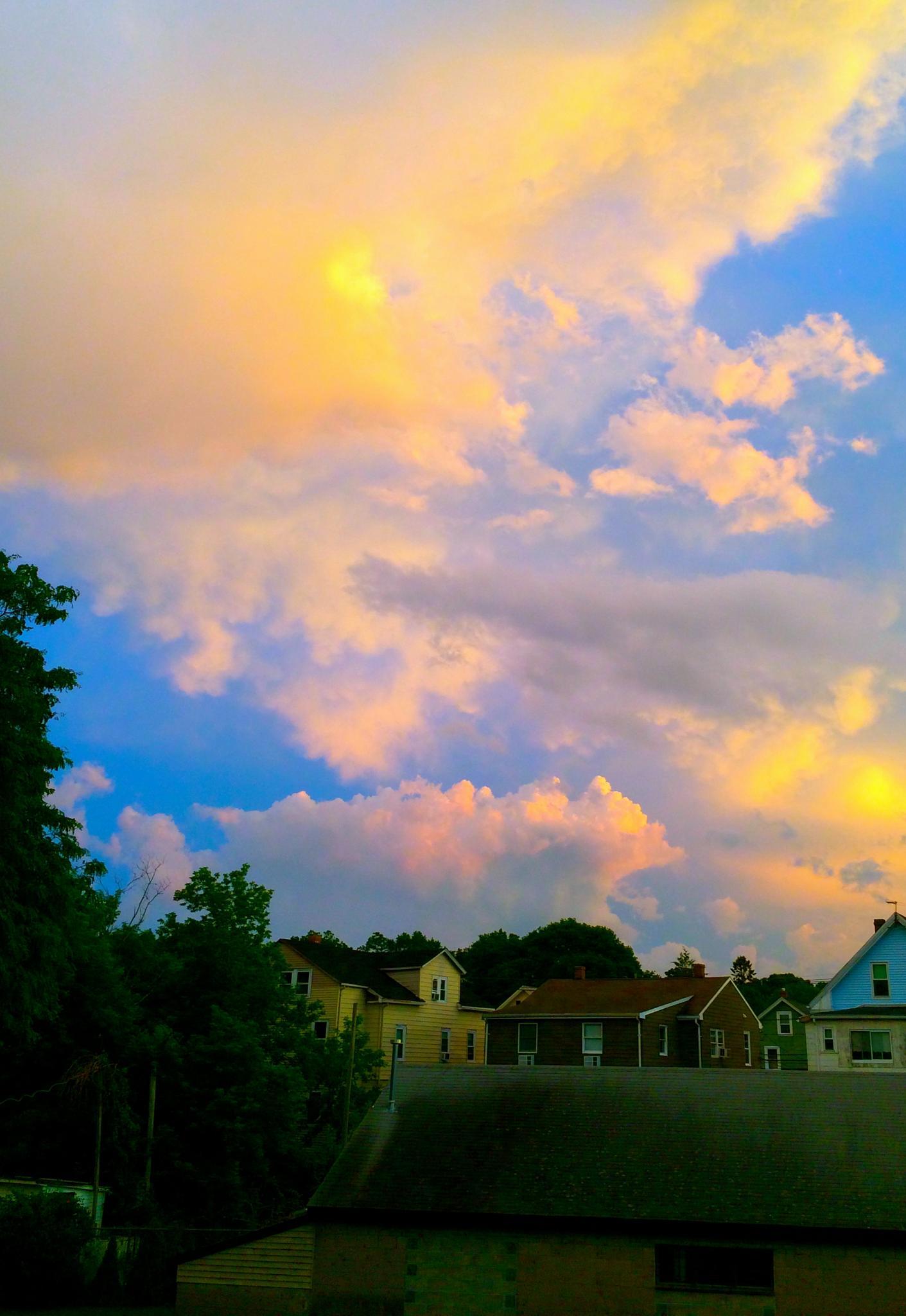 My Neighborhood by cathy.pepe.9