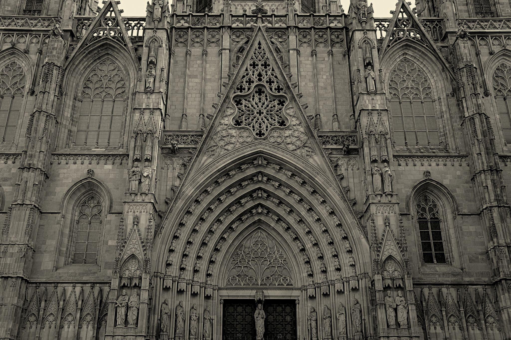 La Catedral by travelwoborders