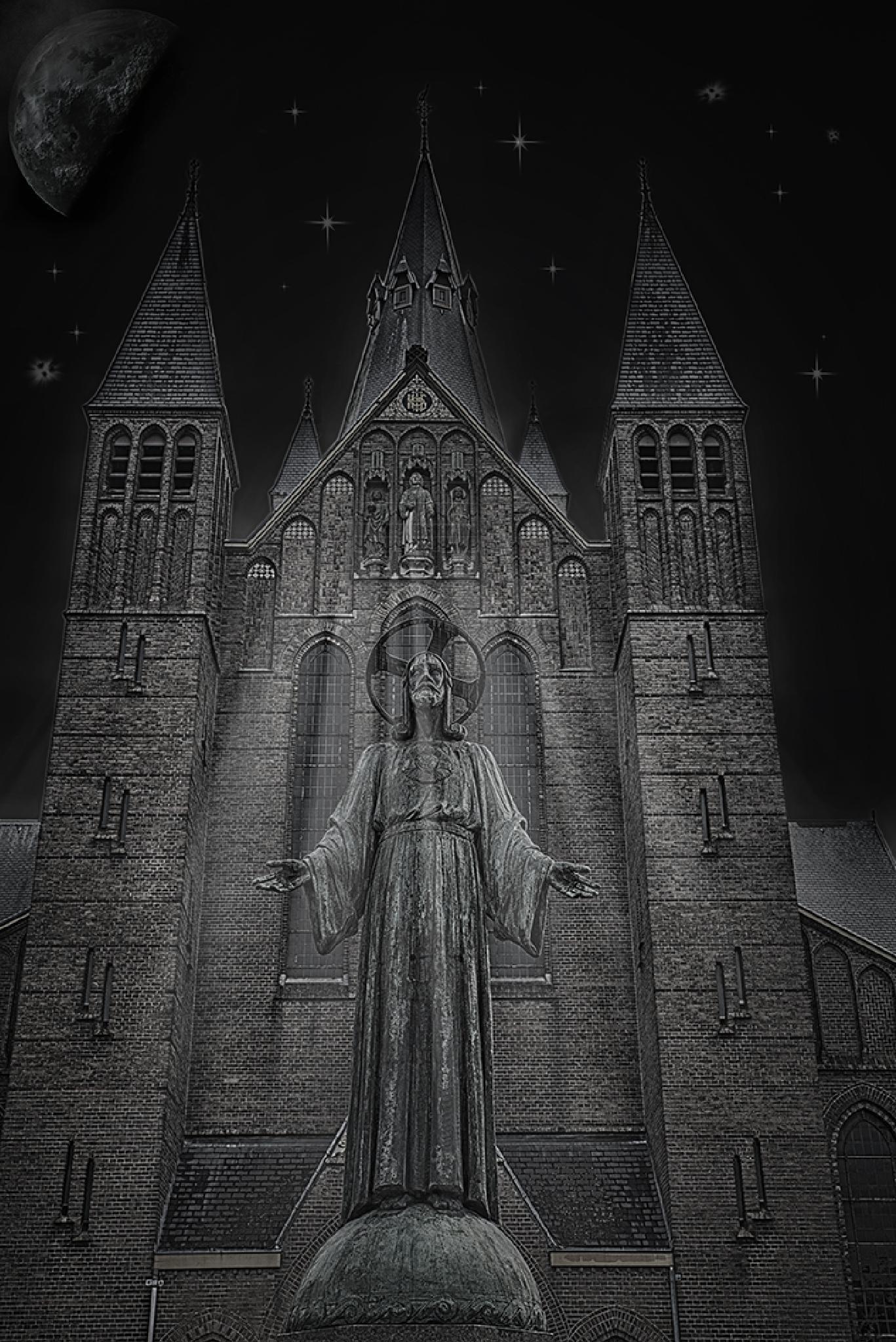 Holy light by egonzitter