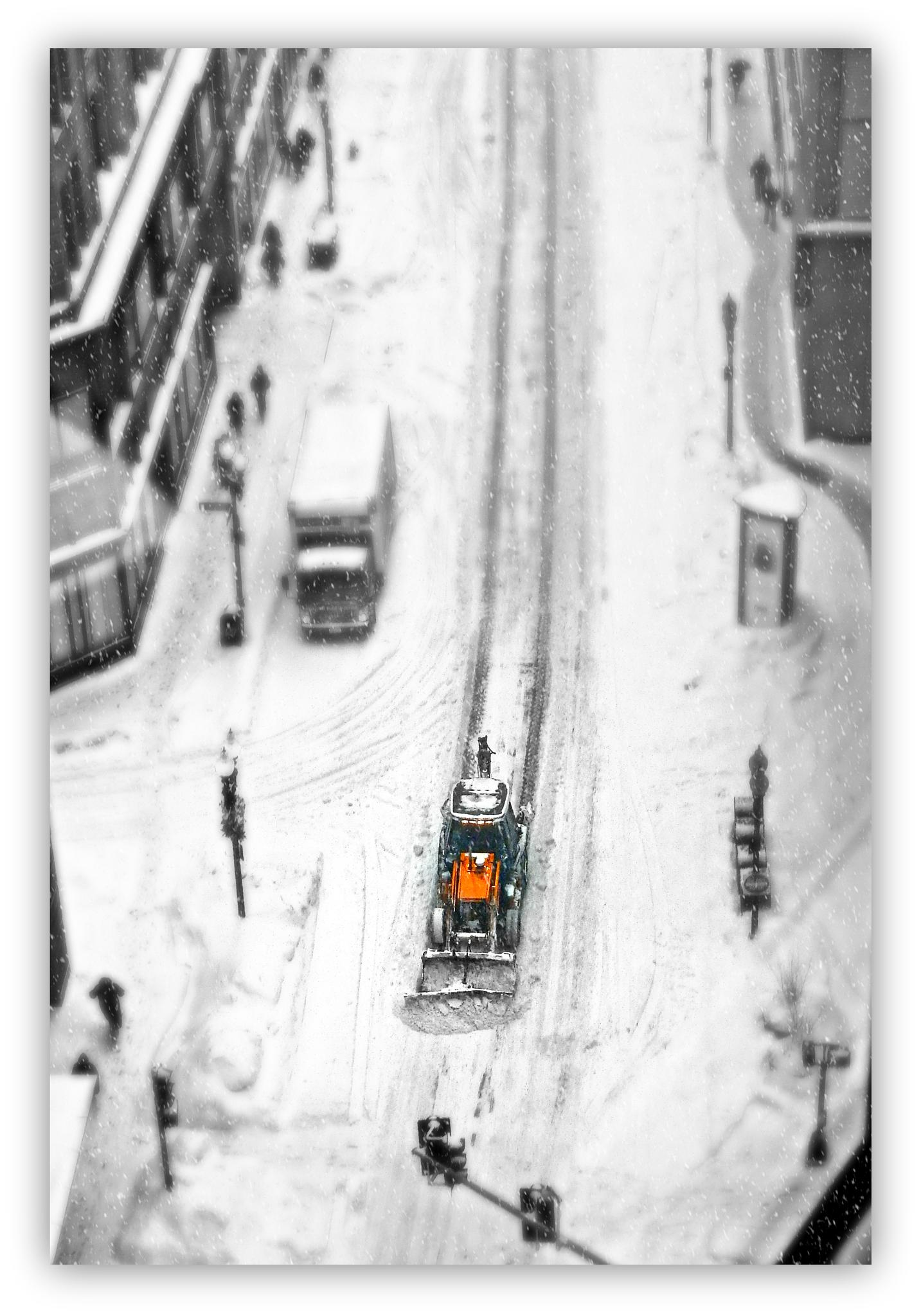 (Another) Snow Day by Dana Wiehl