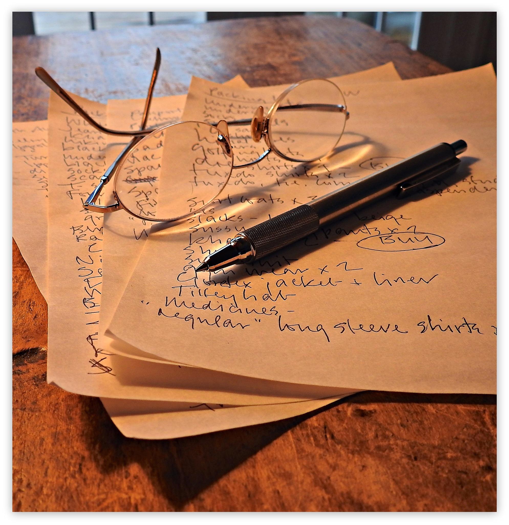 Lists by Dana Wiehl
