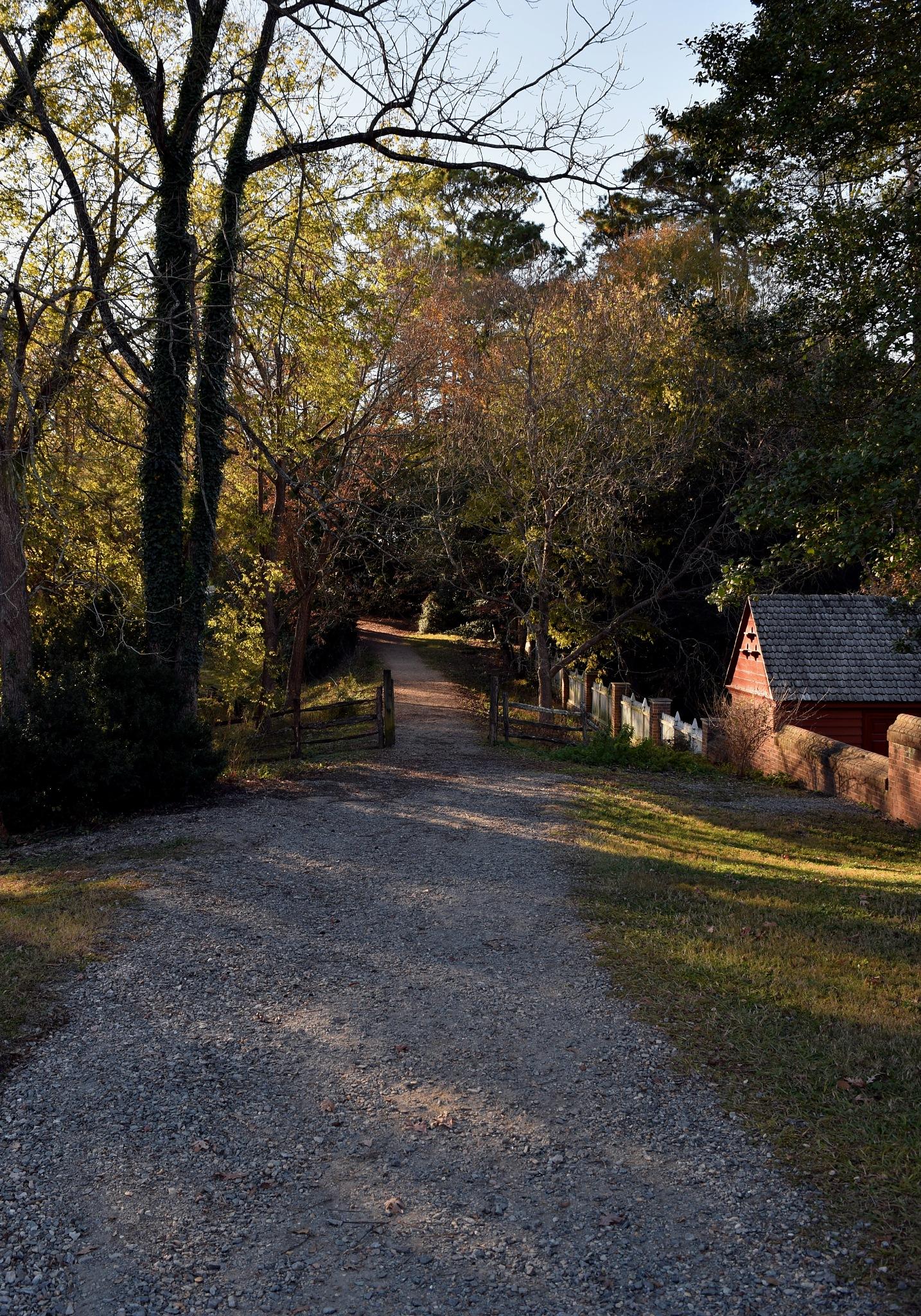 A Colonial Path by karen.e.harrison.3