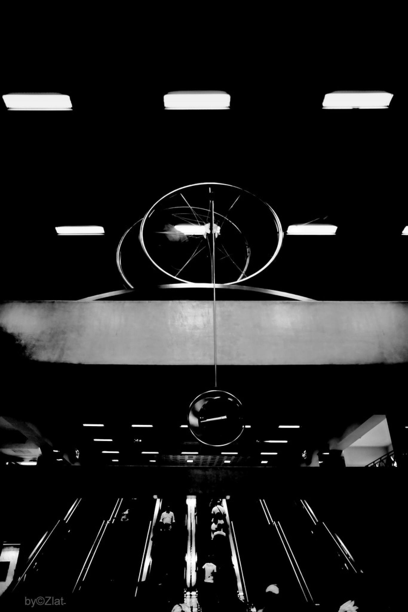 Under the City - Metropolis by zlatanklaric