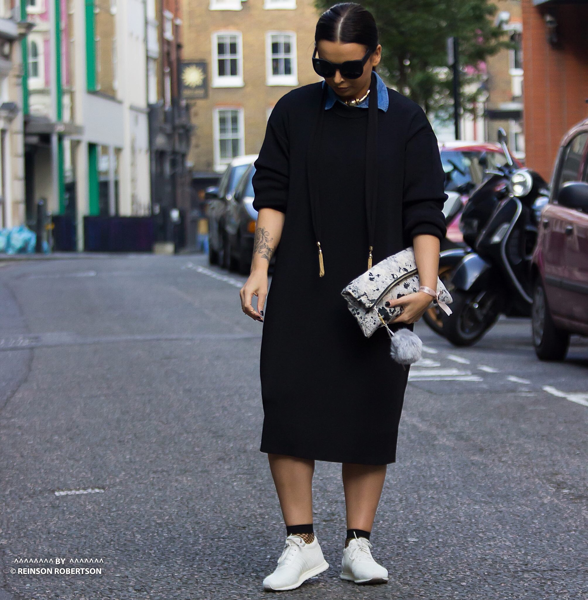 Street style  by Reinson Robertson
