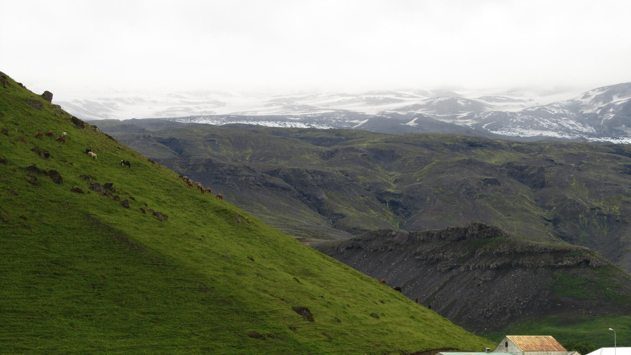 Eyjafjallajökull by ingamay.premros