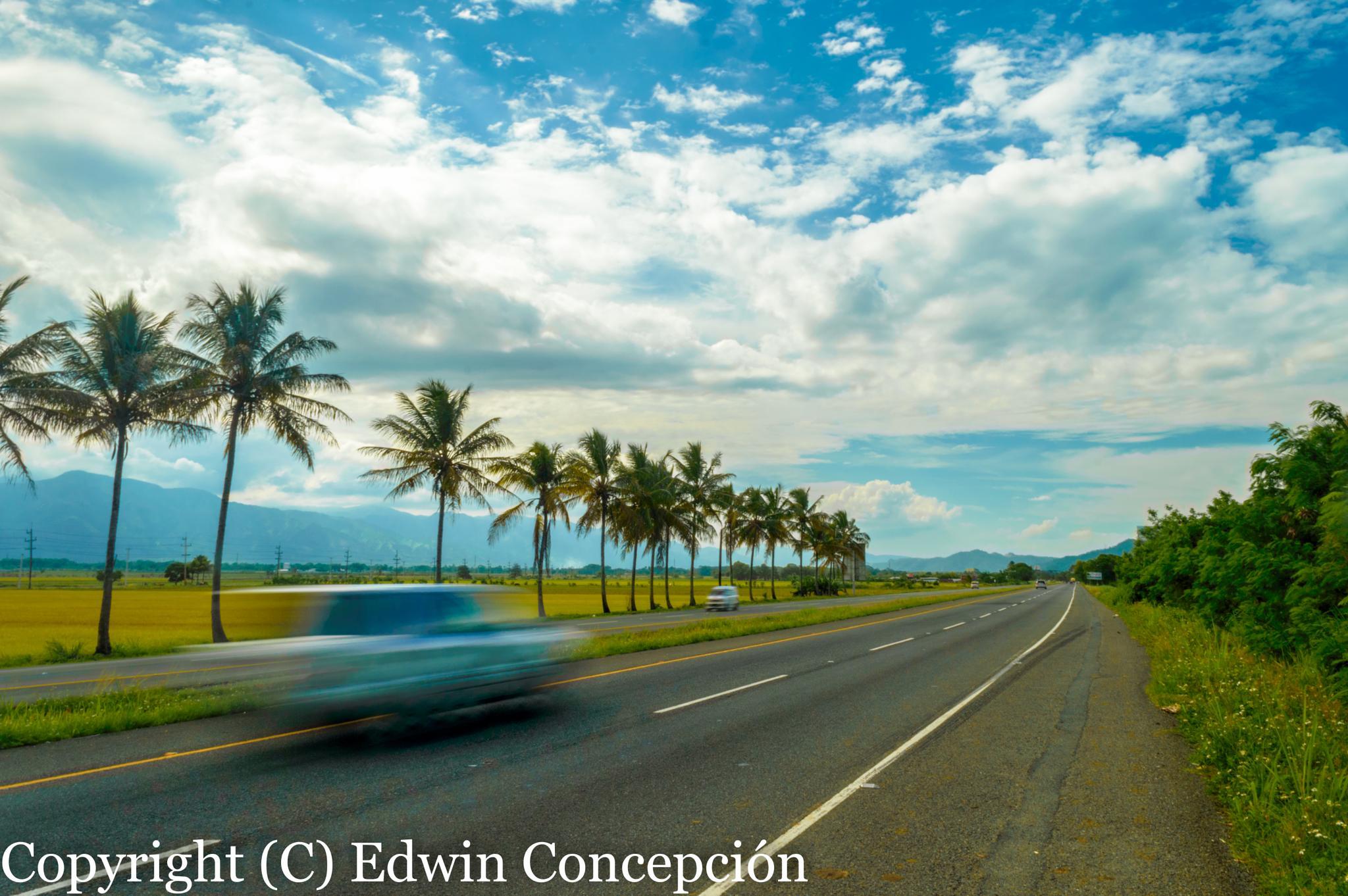 Speed daemon 2 - Cibao drift by Edwin Concepción
