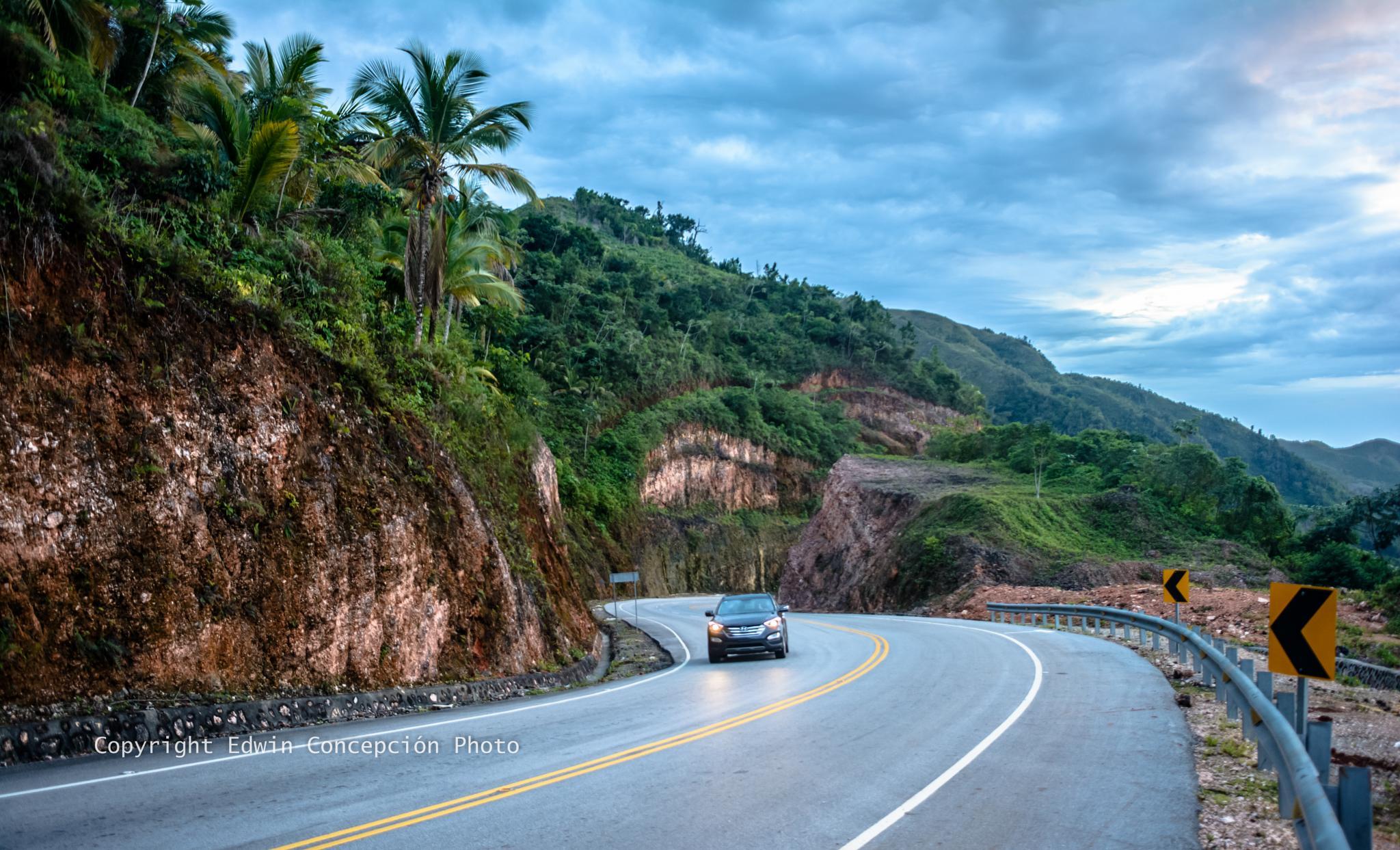 Going back by Edwin Concepción
