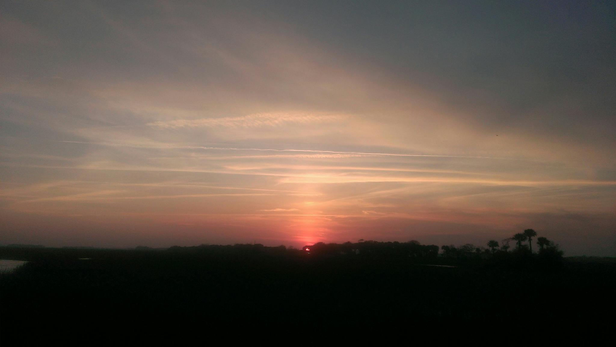 South Carolina Sunset by mayramar61