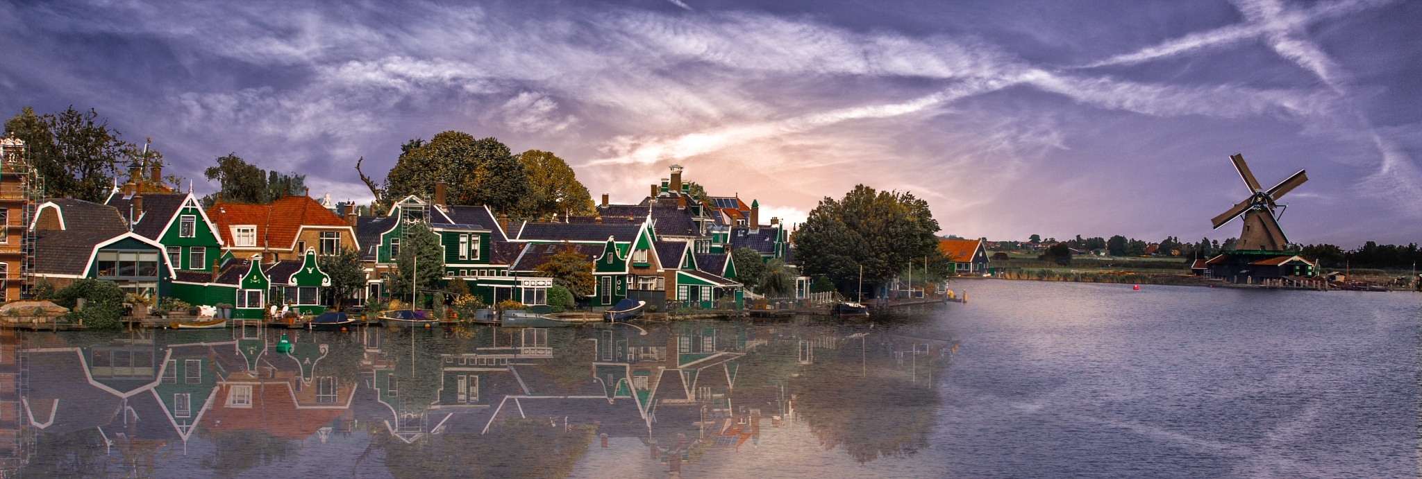 A Dutch Pano by RAF PHOTOGRAPHY