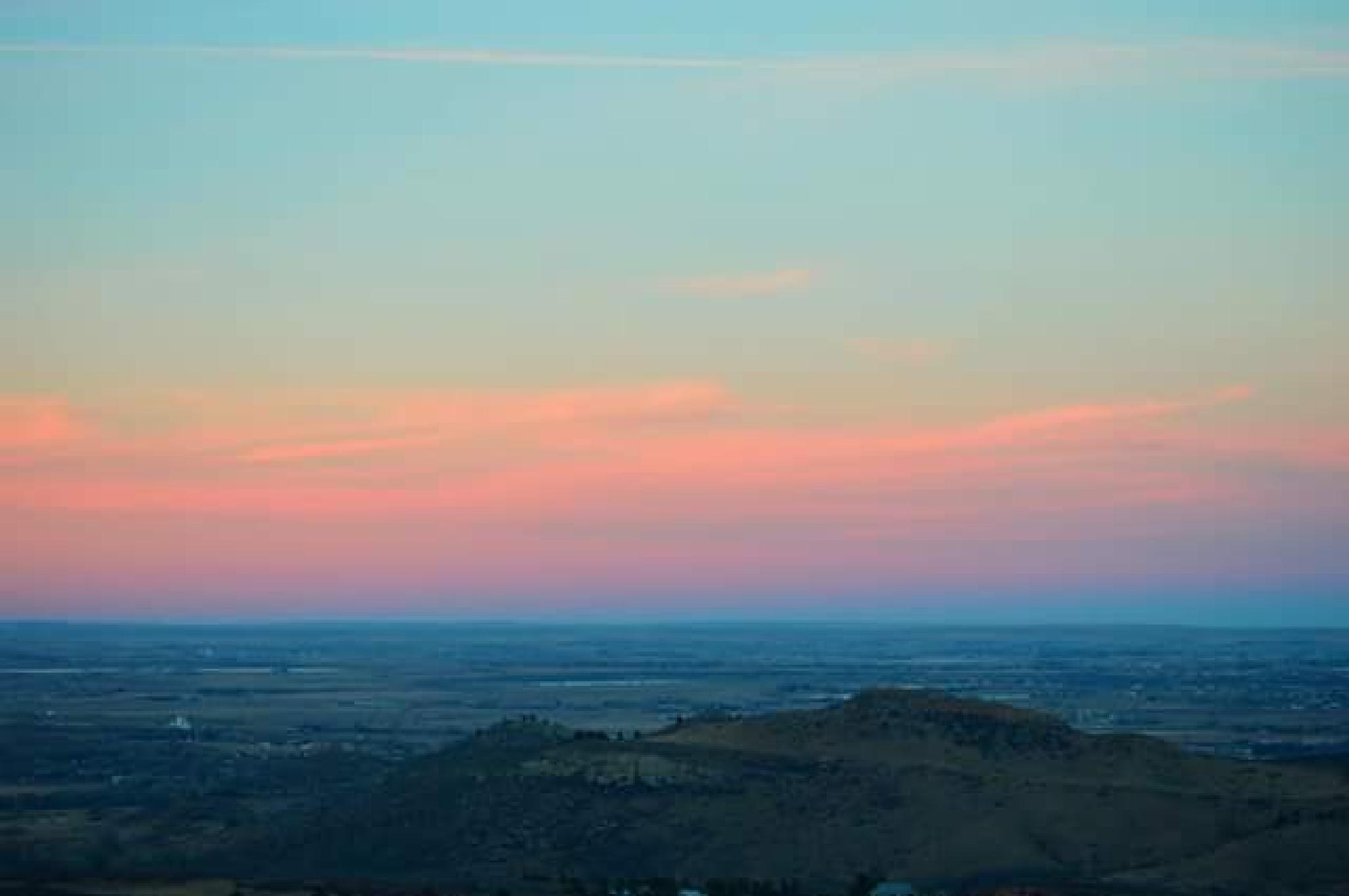 sunset by Gigi