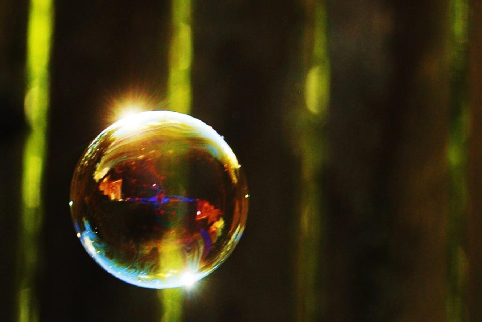 Shiny bubble by Gigi