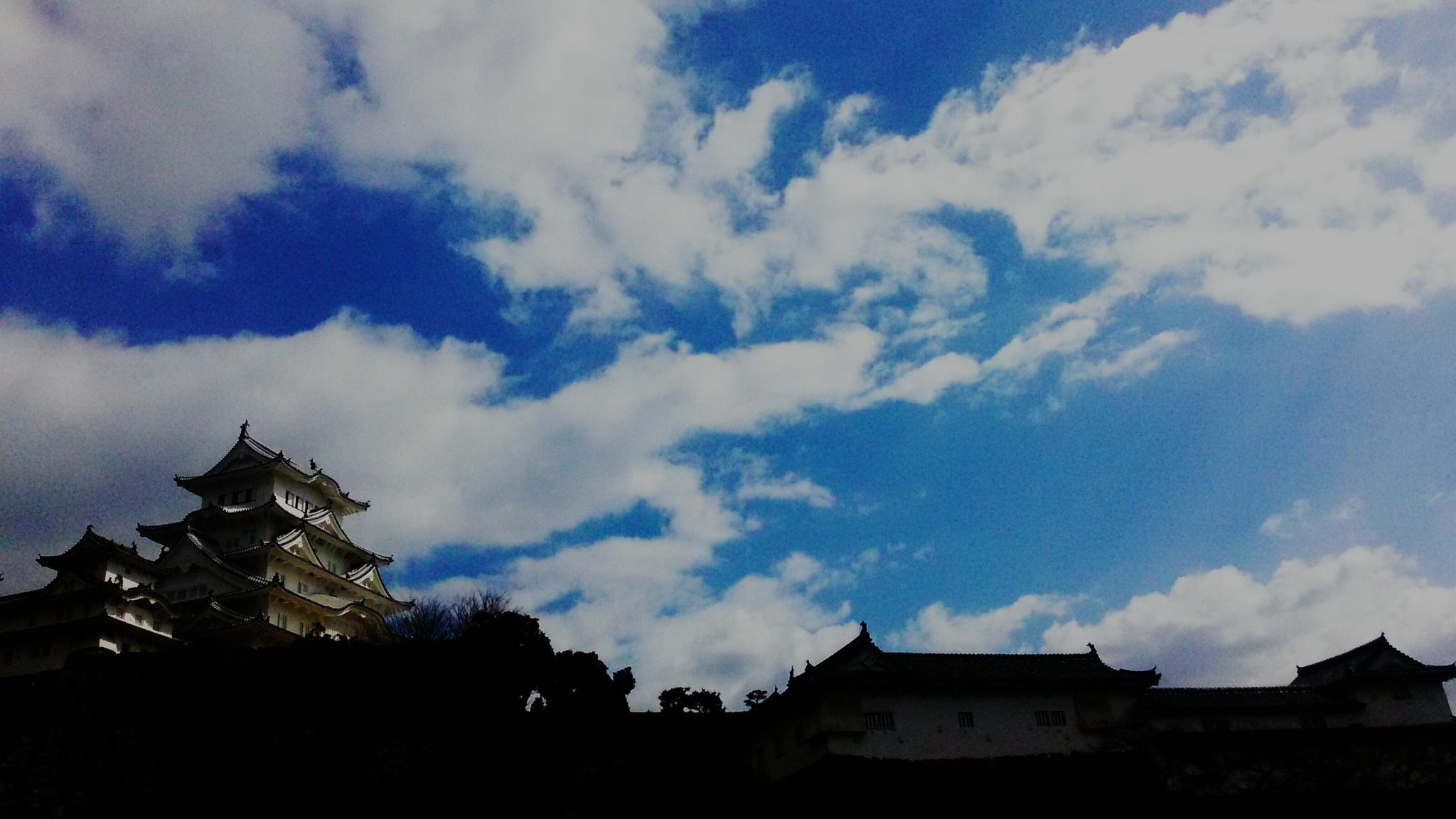 姬陸城 by tinnie.tu