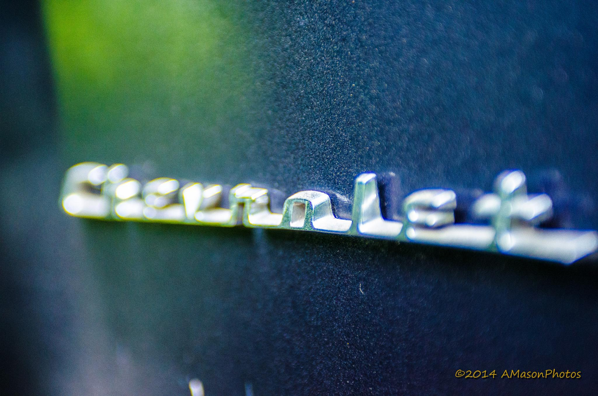 Chevy Van by amasonphotos