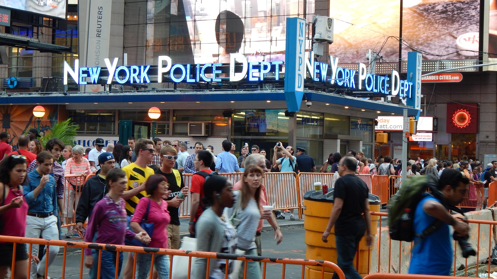 NYPD..in real life by rhonda.mccartney.5
