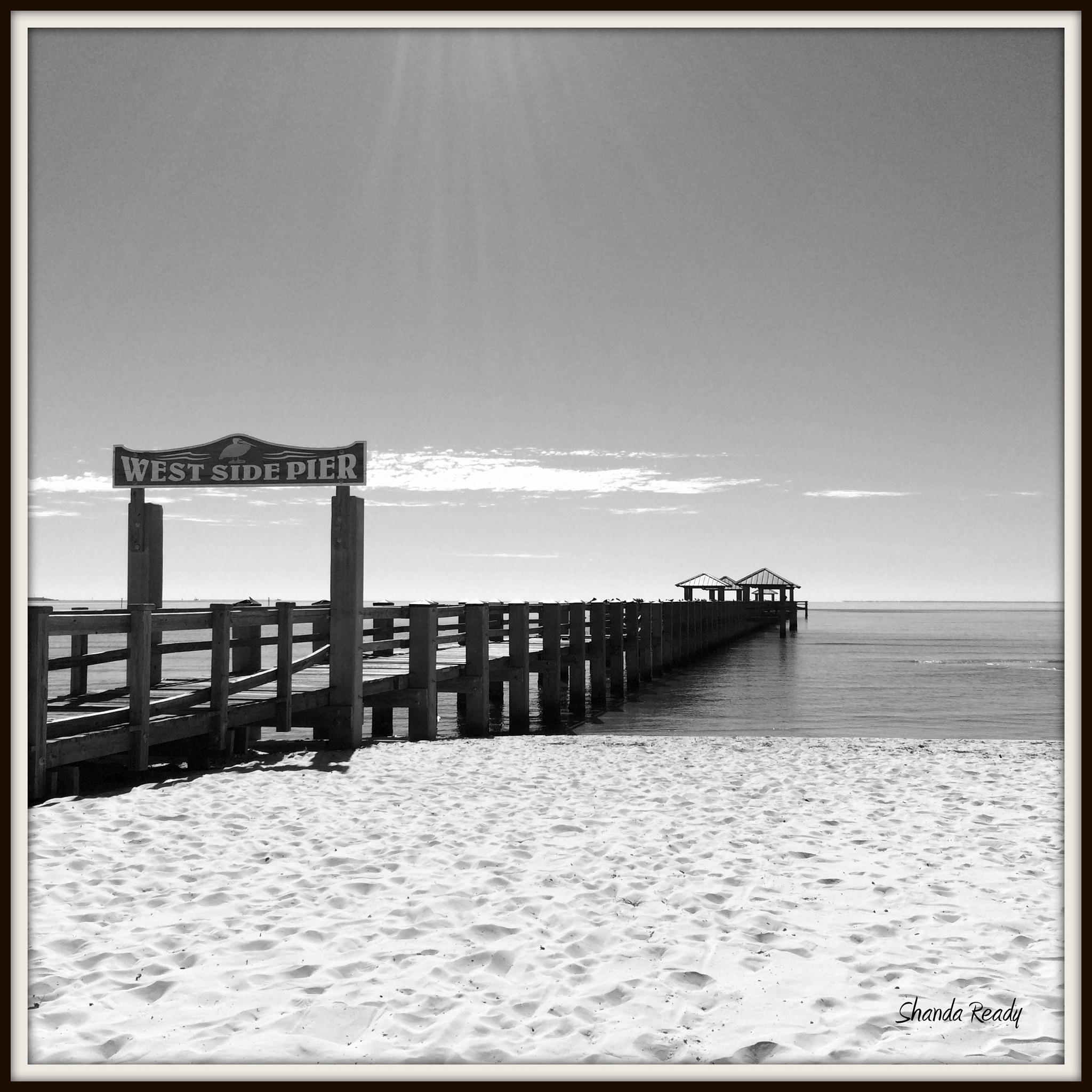 Forgotten Pier by shanda.ready