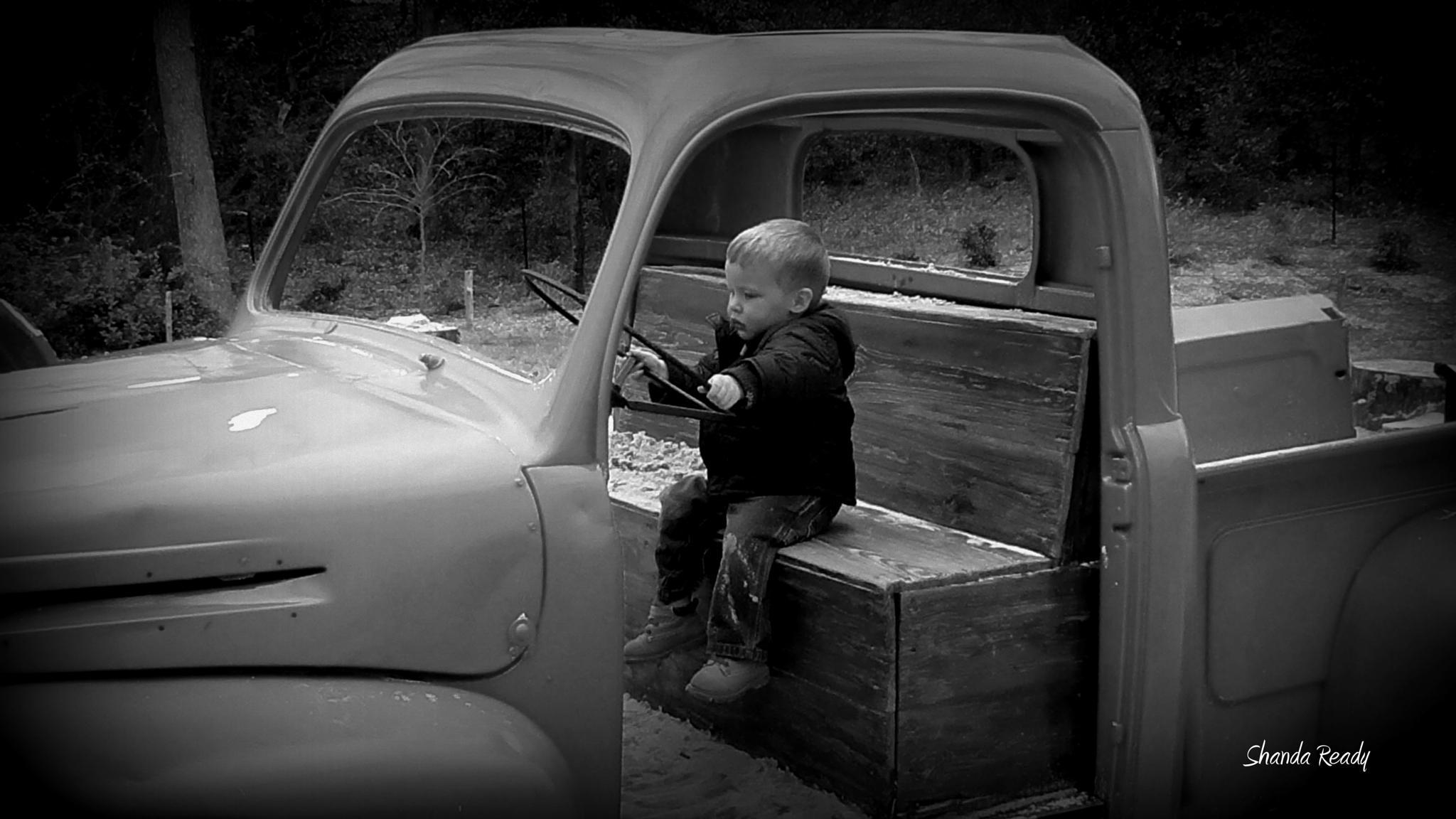 Boys & Trucks by shanda.ready