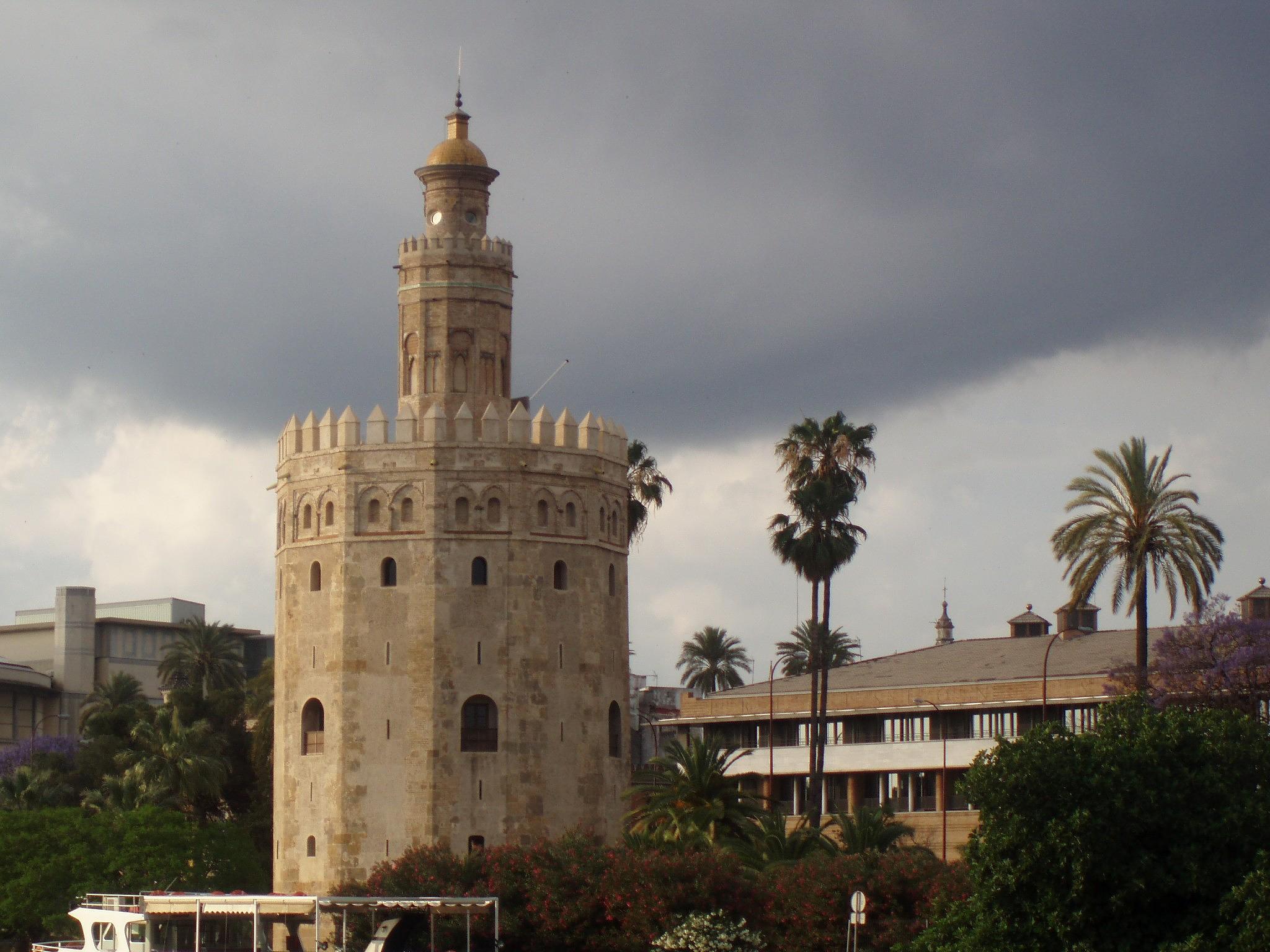 Torre del Oro by aida.carpena