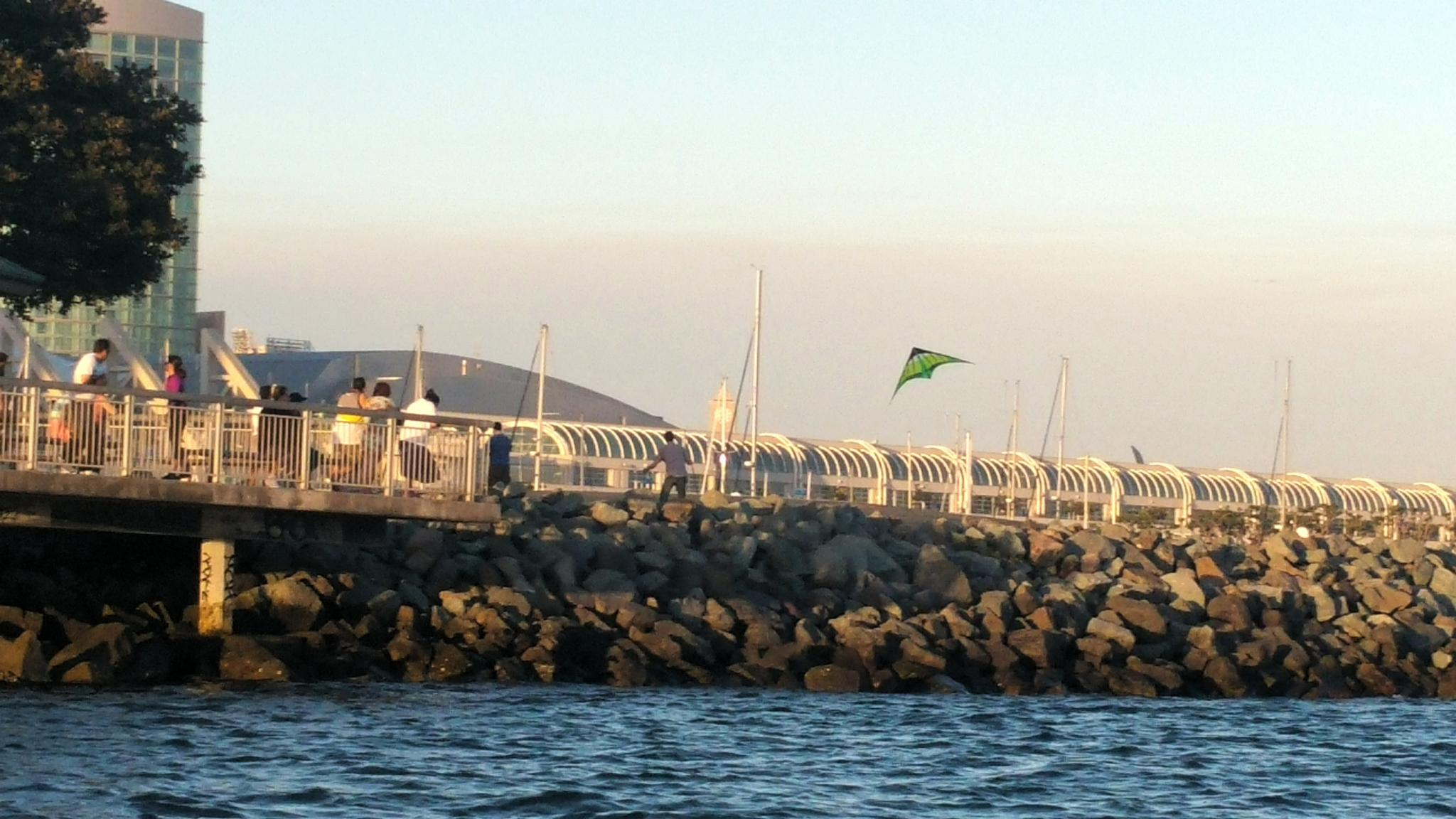 A Ride along the Marina by aida.carpena